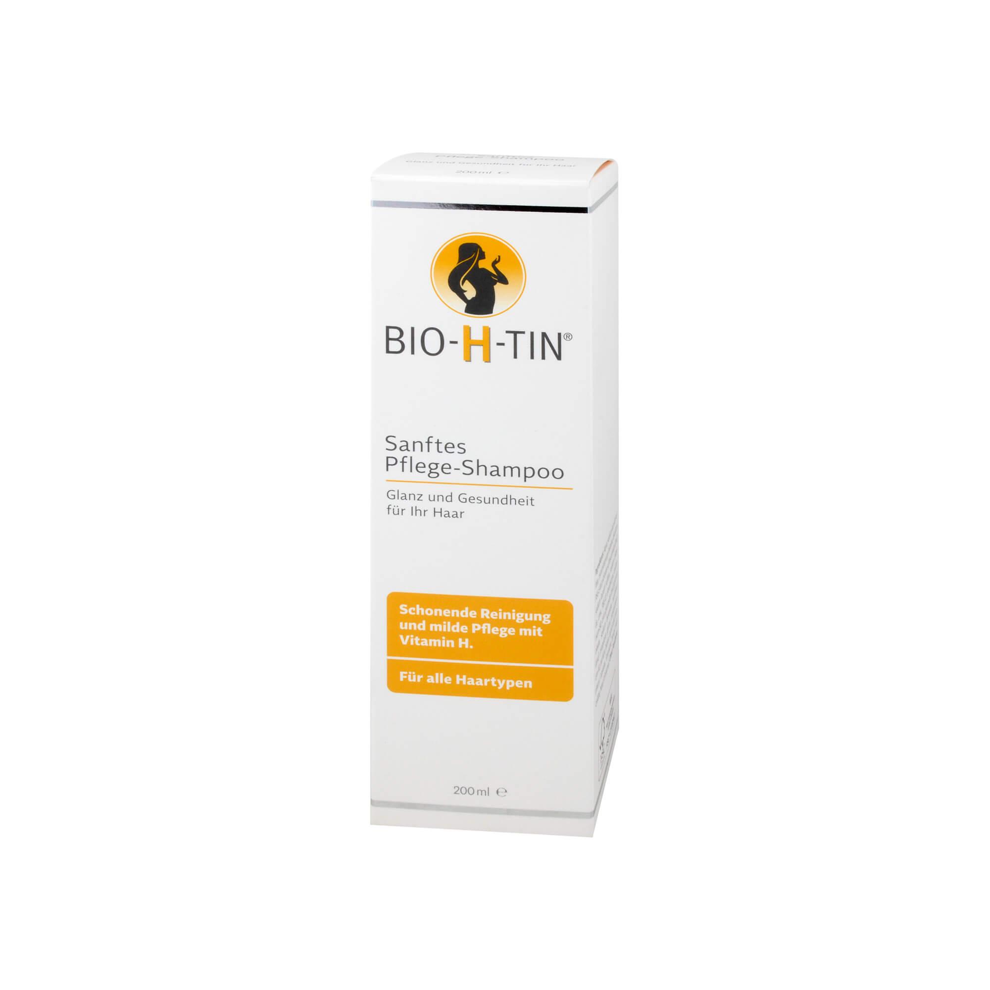 BIO-H-TIN Pflege Shampoo