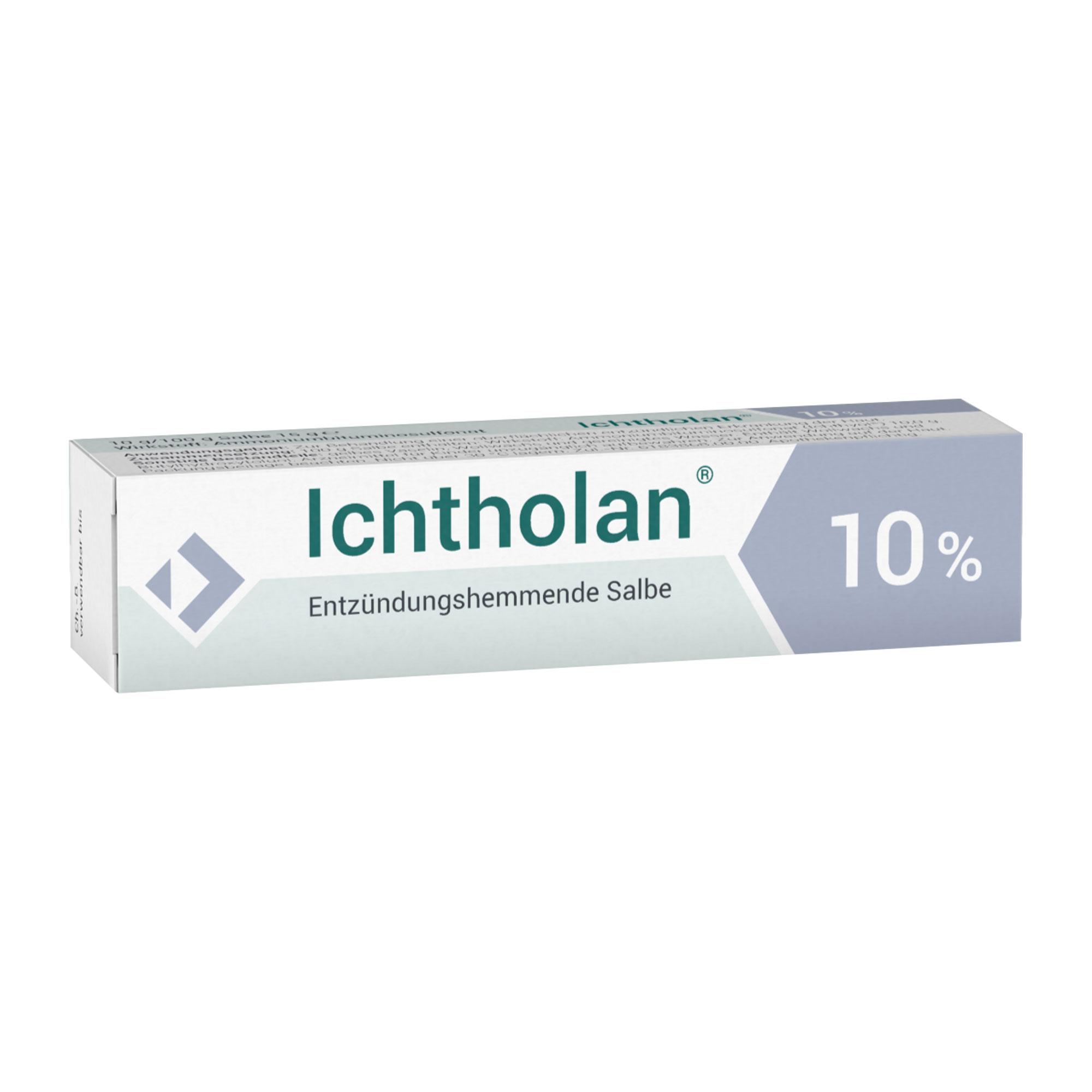 Ichtholan 10% Salbe