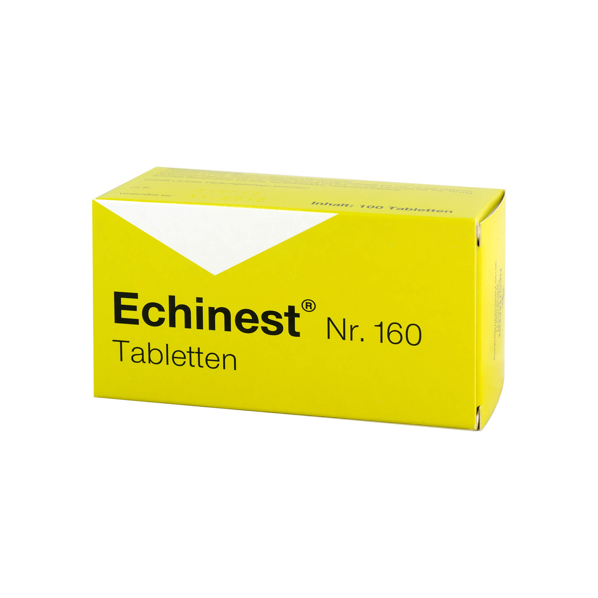 Echinest Nr. 160 Tabletten