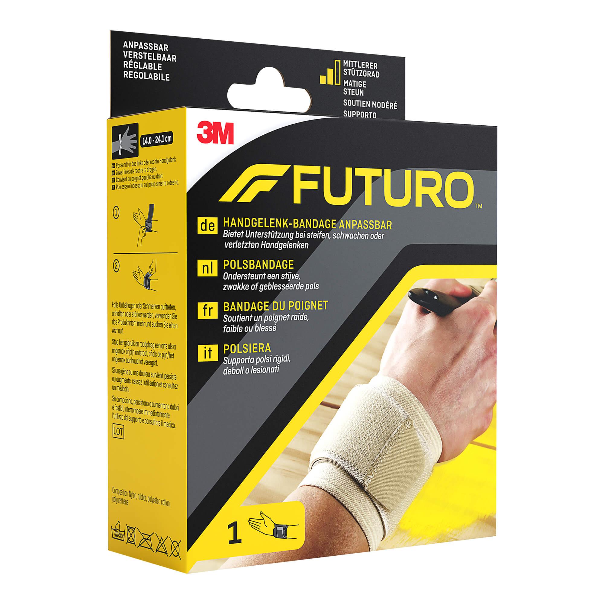 Futuro Handgelenk Bandage Alle Größen