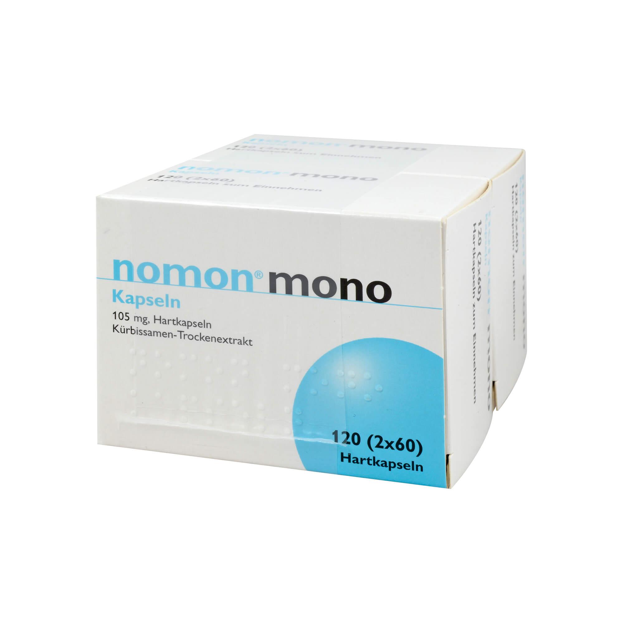Nomon Mono Kapseln