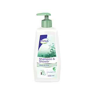 Tena Shampoo and Shower