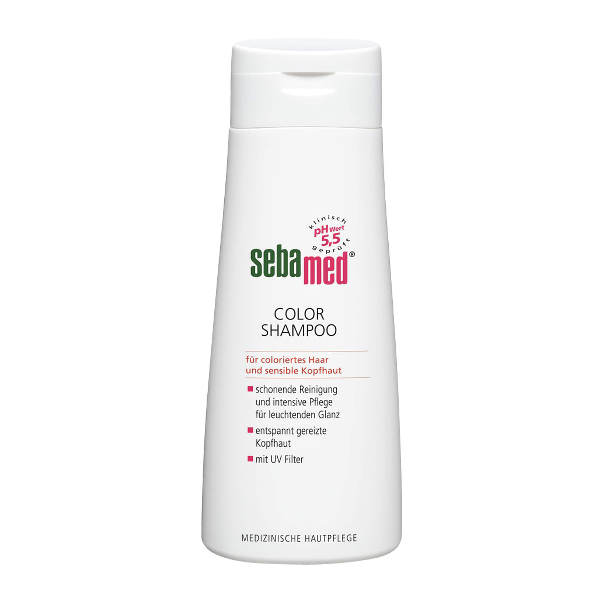 Sebamed Color Shampoo Sensitive
