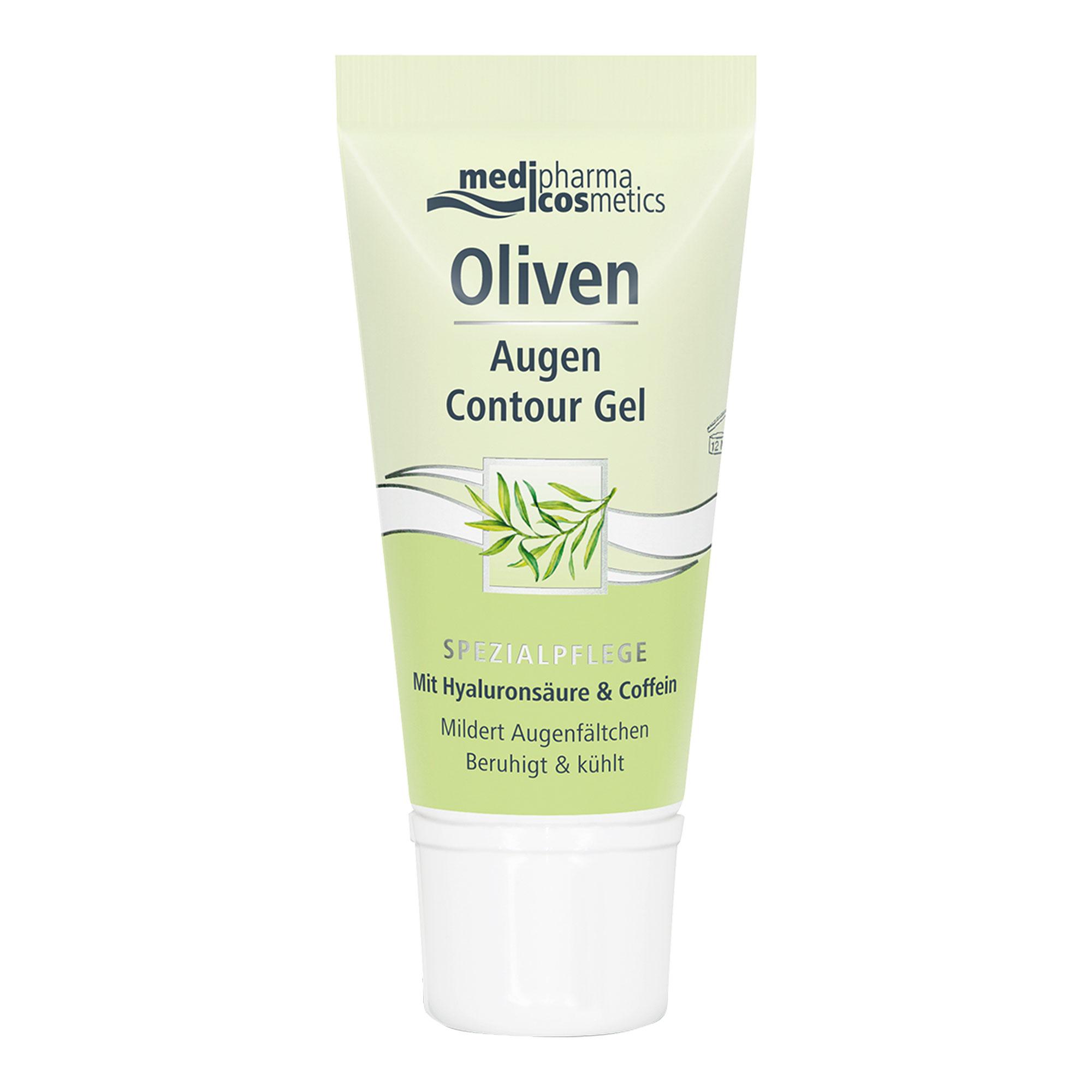 Olivenöl Augen Contour Gel