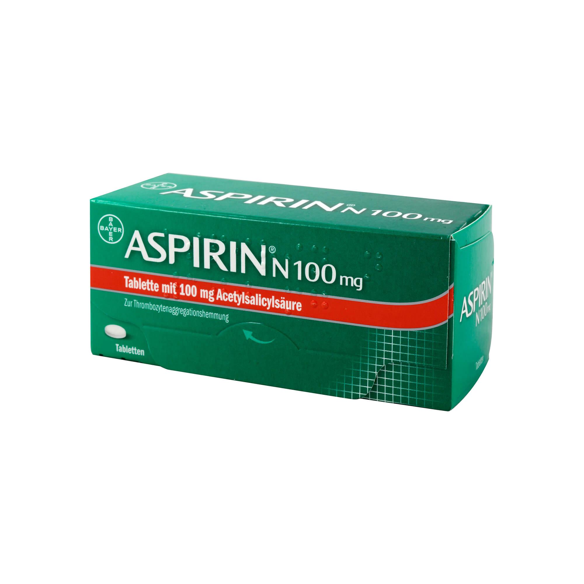 Aspirin N 100 mg