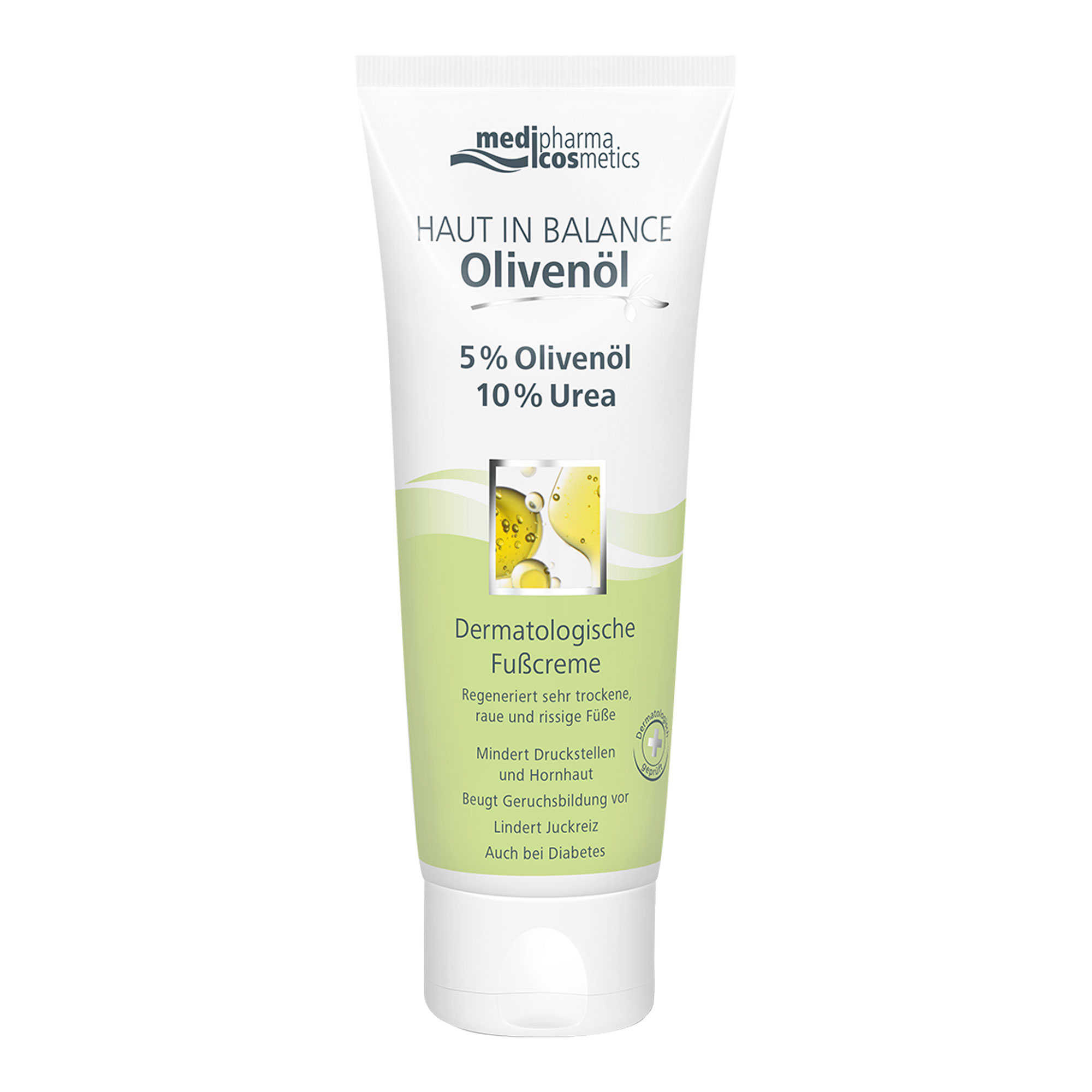 Olivenöl Haut in Balance Fußcreme