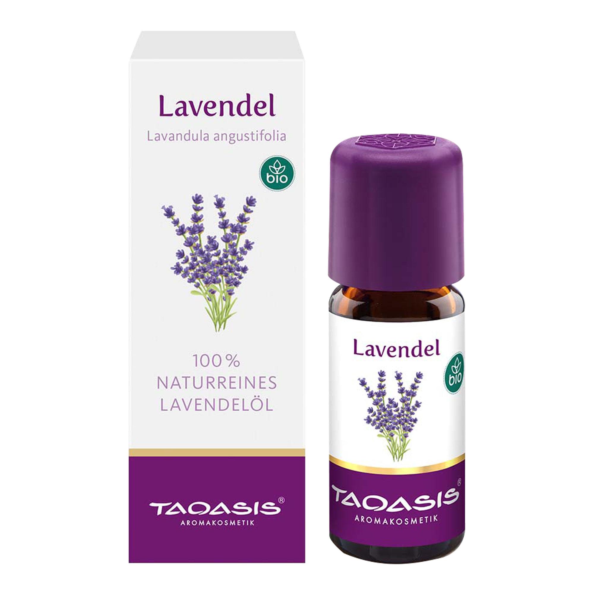 Lavendel ÖL im Umkarton