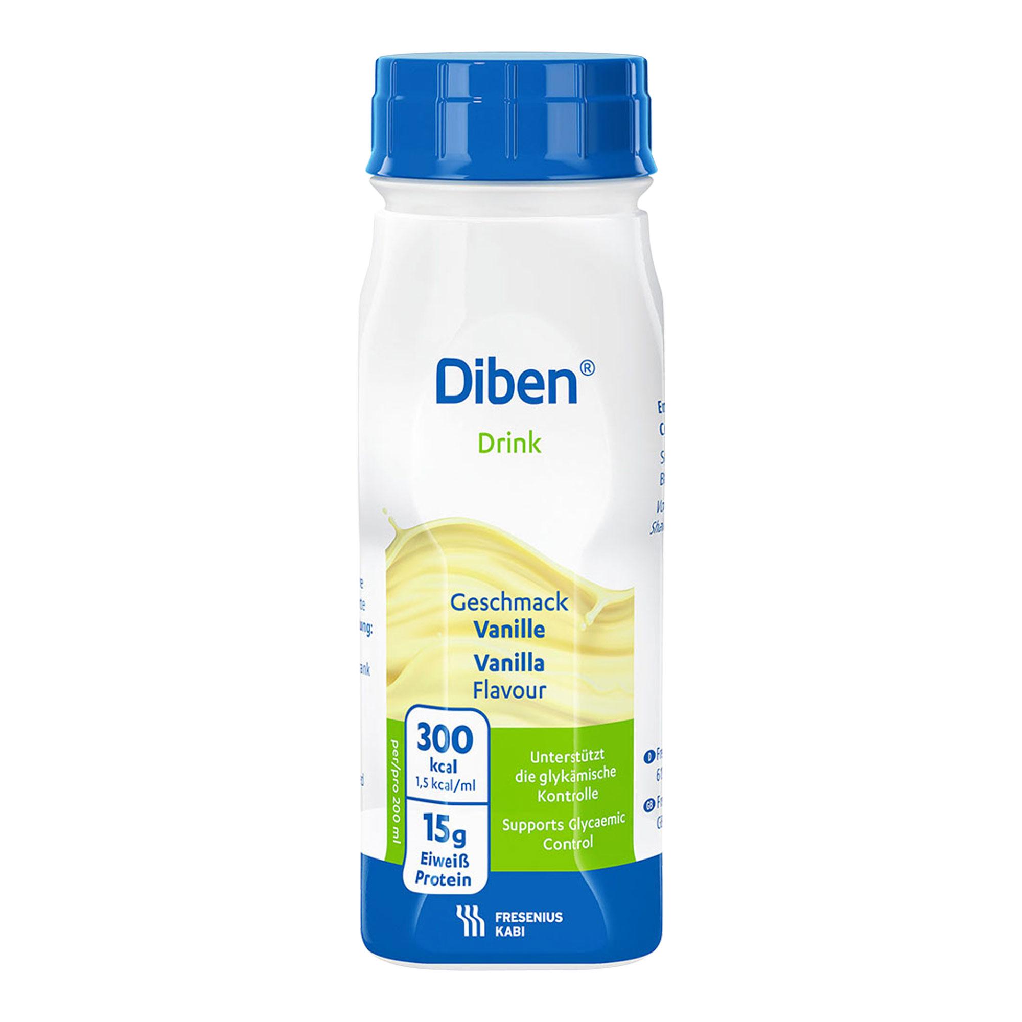 Diben Drink Vanille 1,5 Kcal/ml