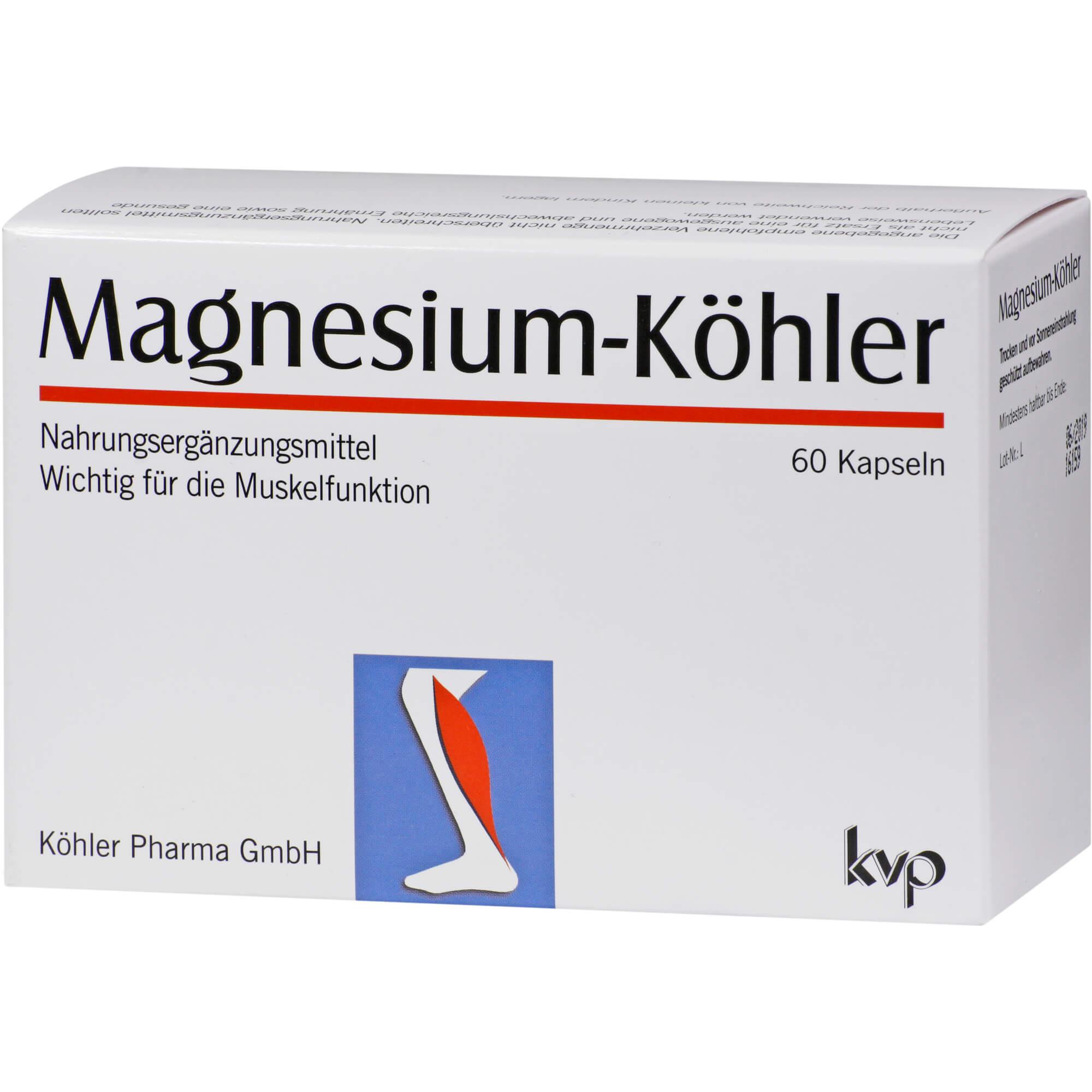 MAGNESIUM KOEHLER