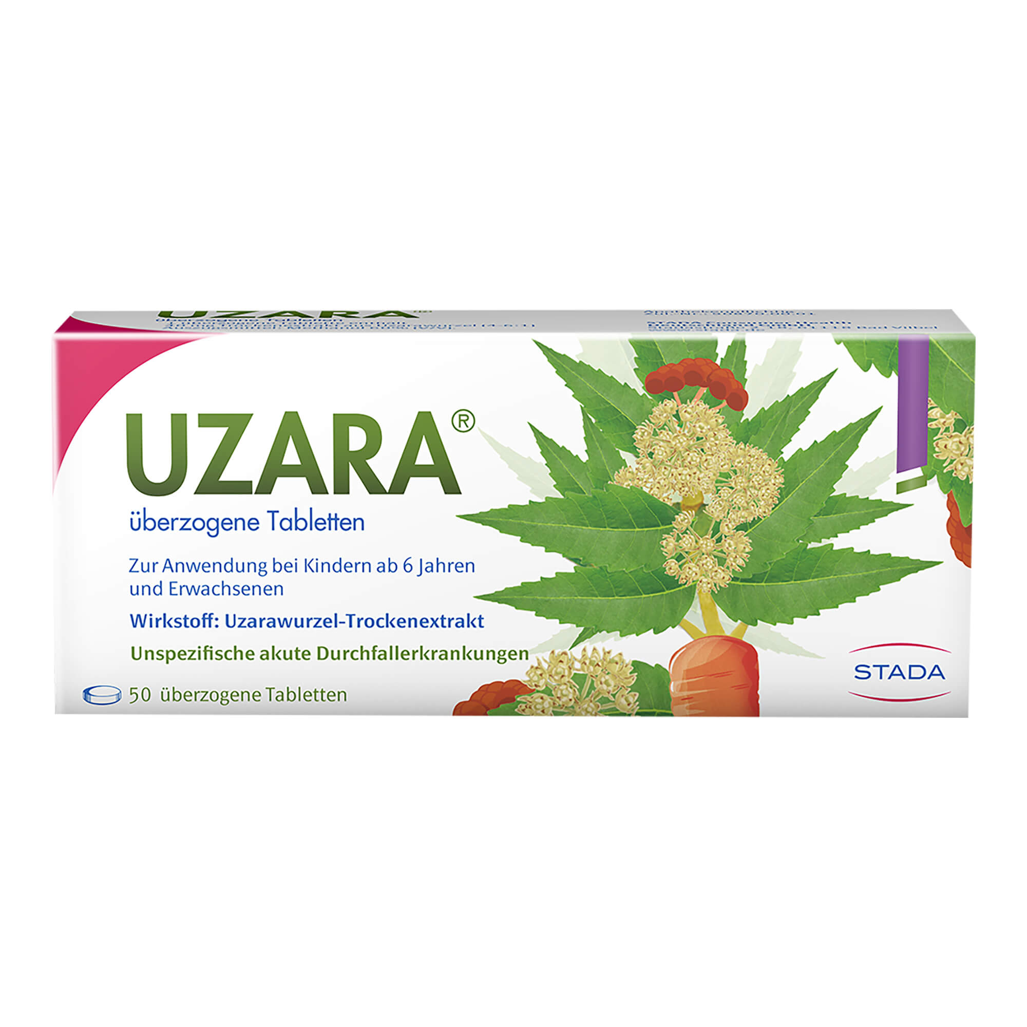 Uzara 40 mg