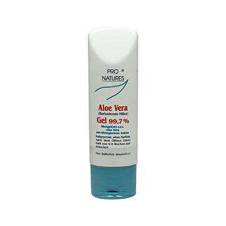 Aloe Vera 100% pur pro Natur Gel