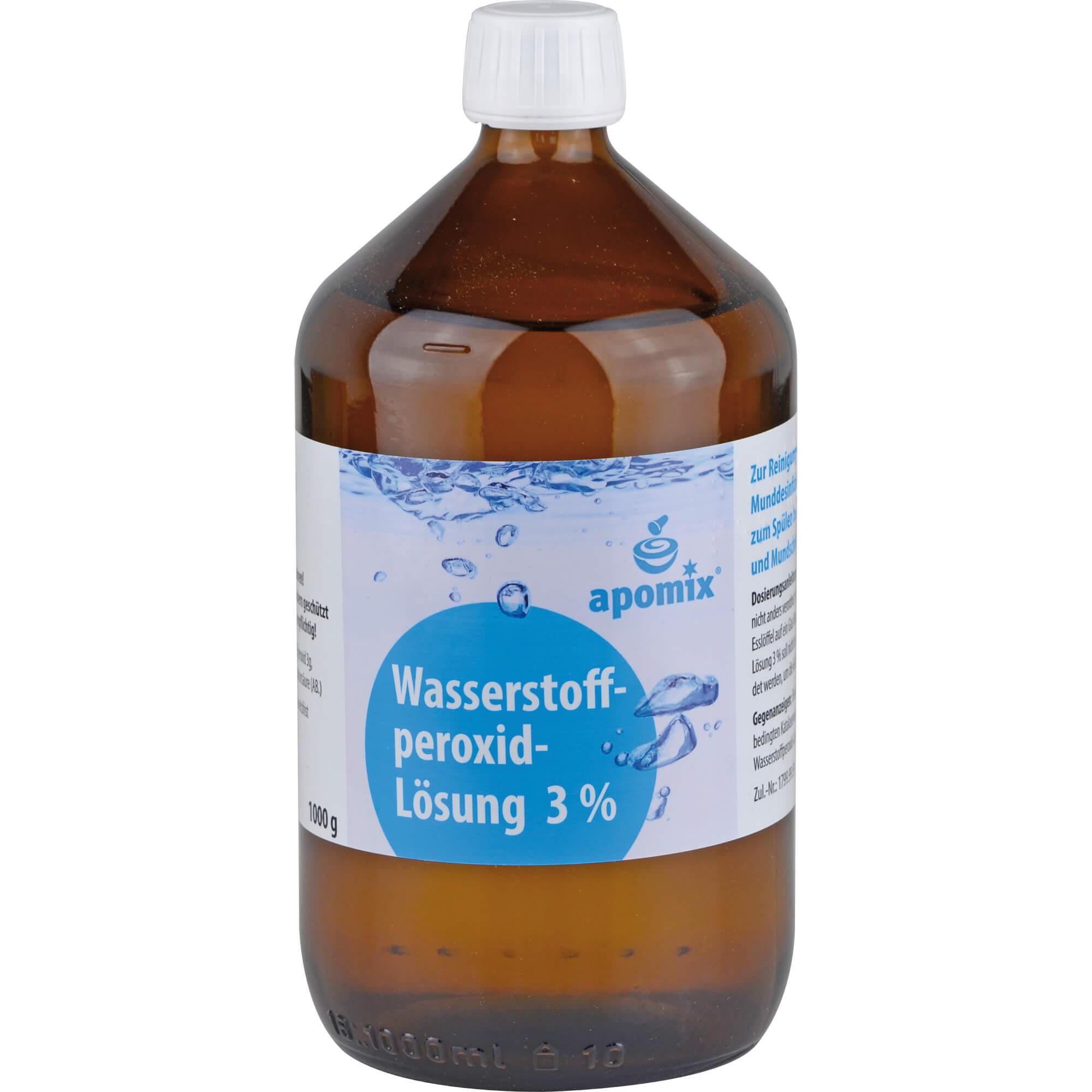Wasserstoffperoxid 3% DAB 10 Lösung