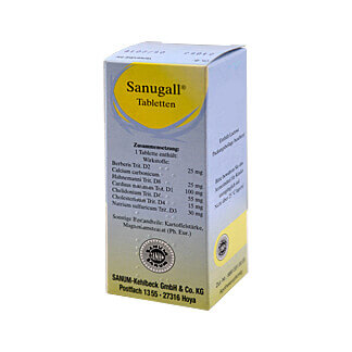 Sanugall Tabletten