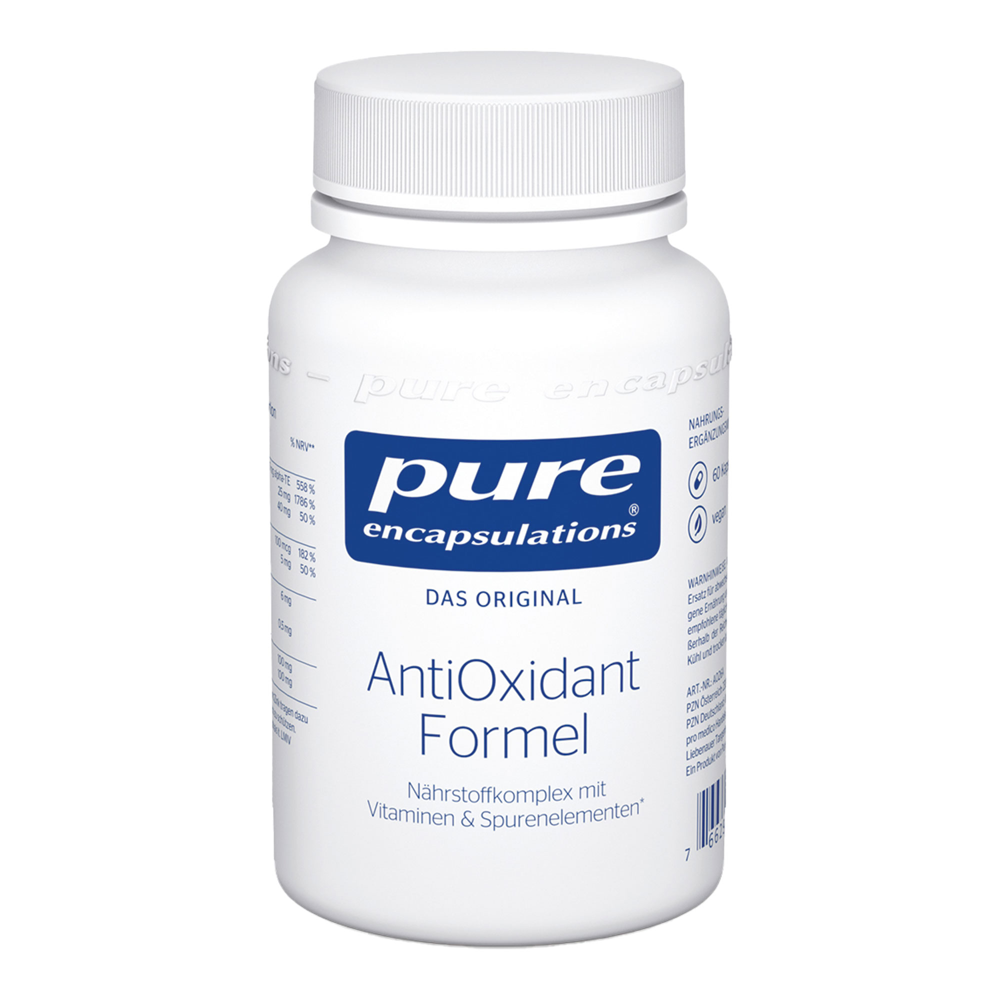 PURE ENCAP ANTIOXIDANT FOR