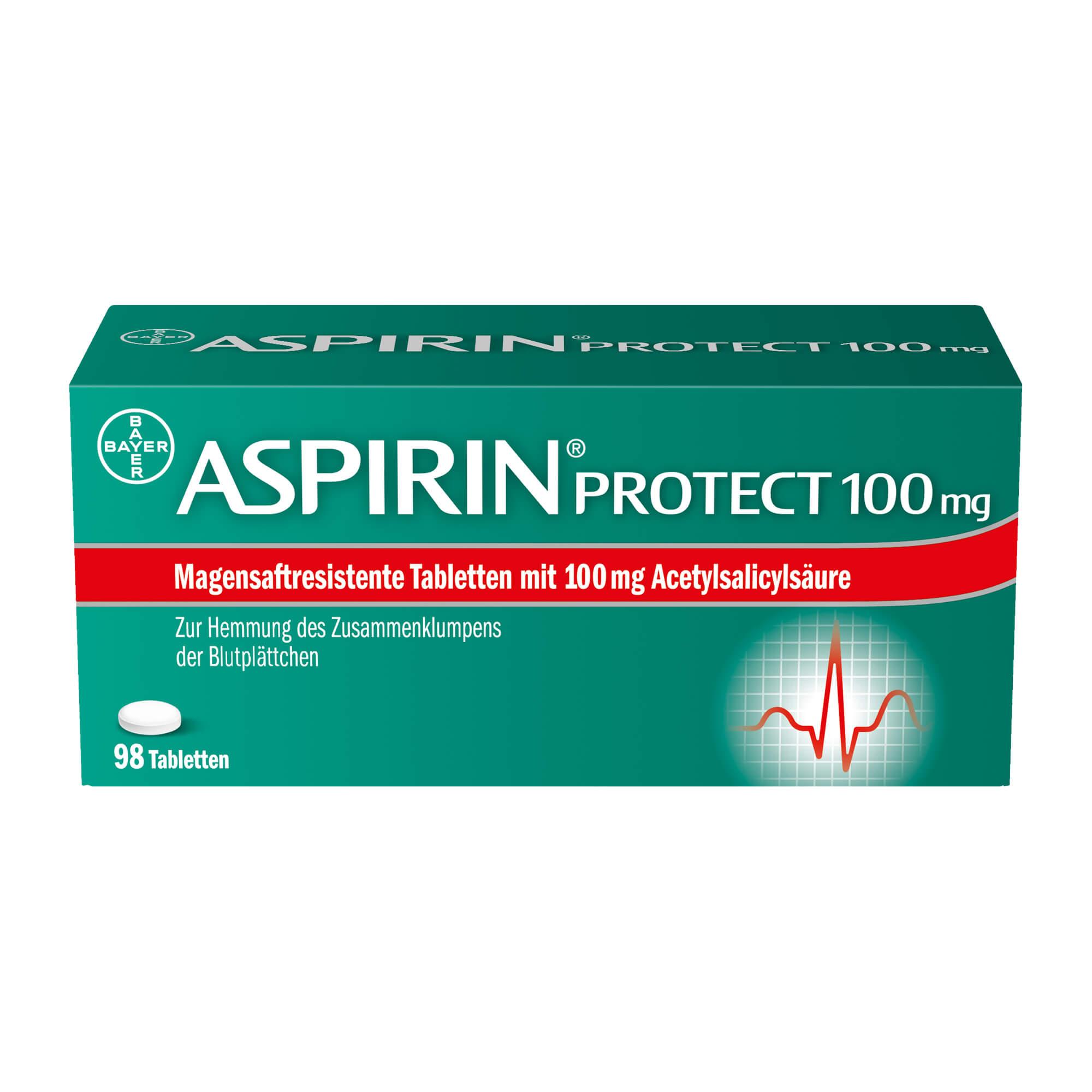 Aspirin Protect 100 mg