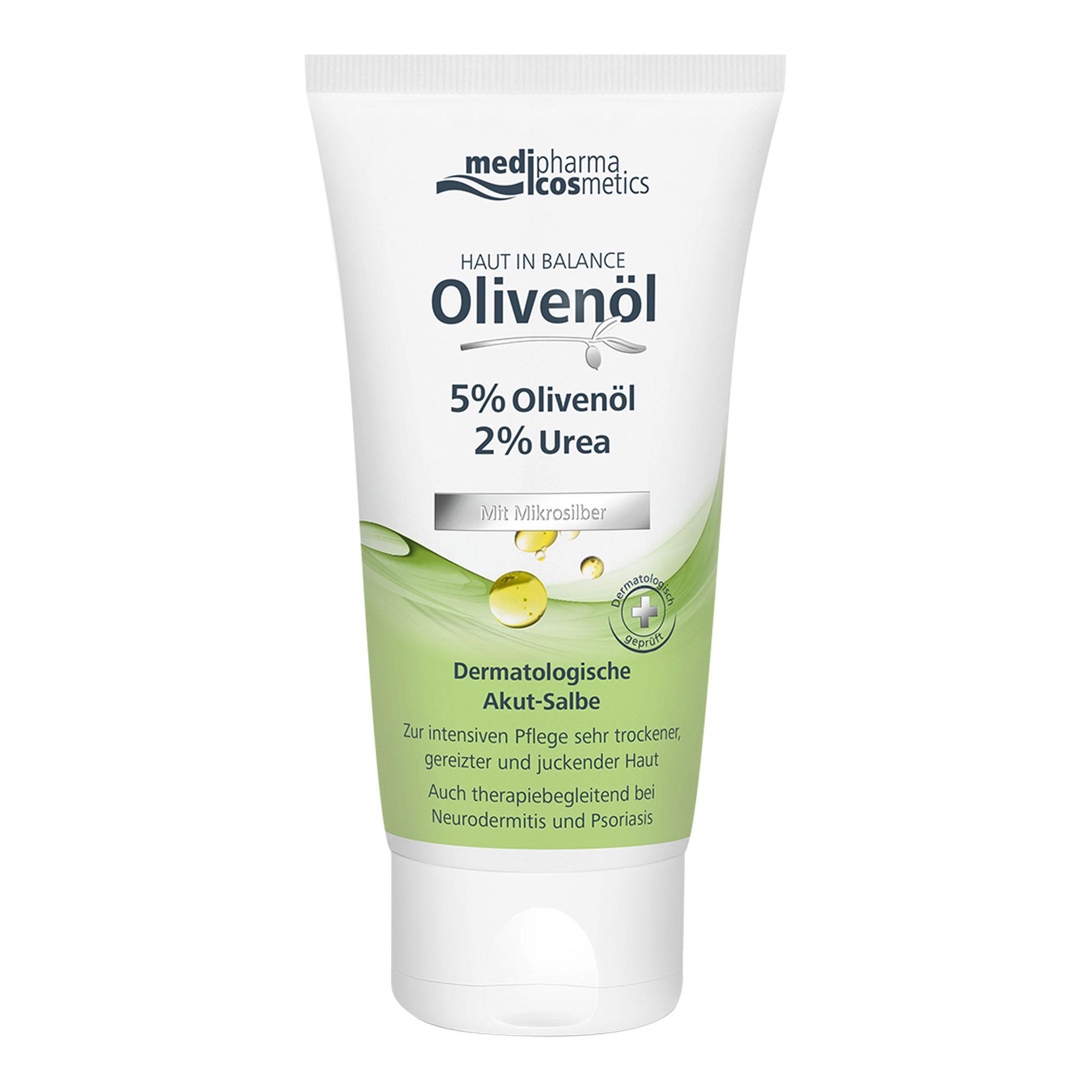Olivenöl Haut in Balance Akut-Salbe