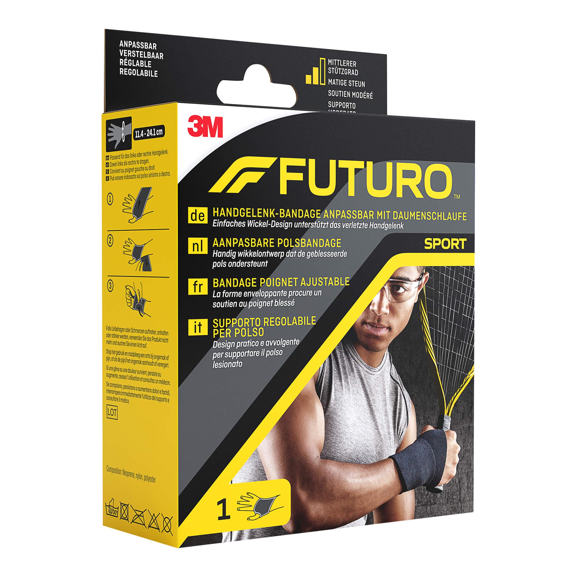 Futuro Sport Handgelenk-Bandage