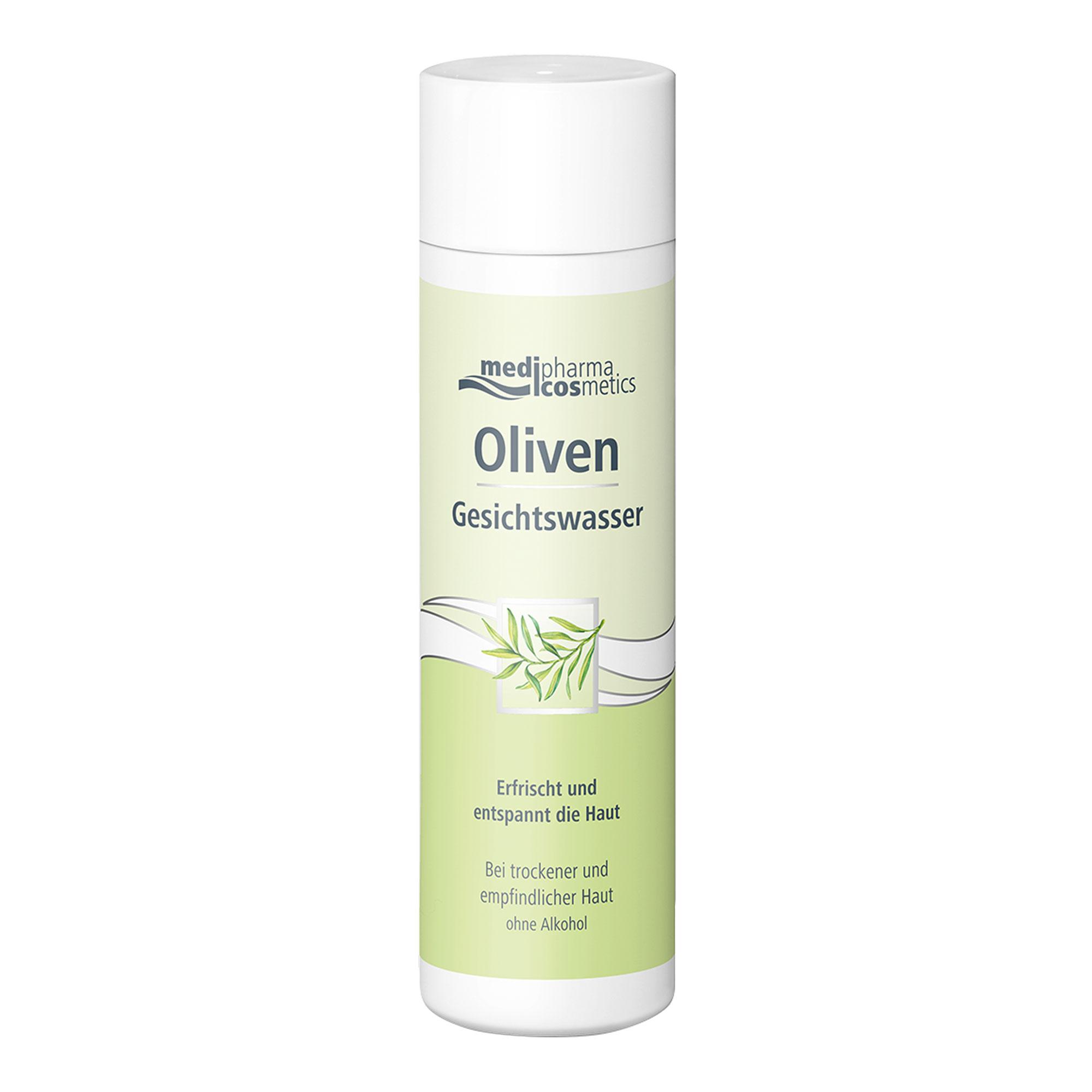 Oliven Gesichtswasser