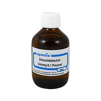 Solutio Ethacridini 0,1 % SR