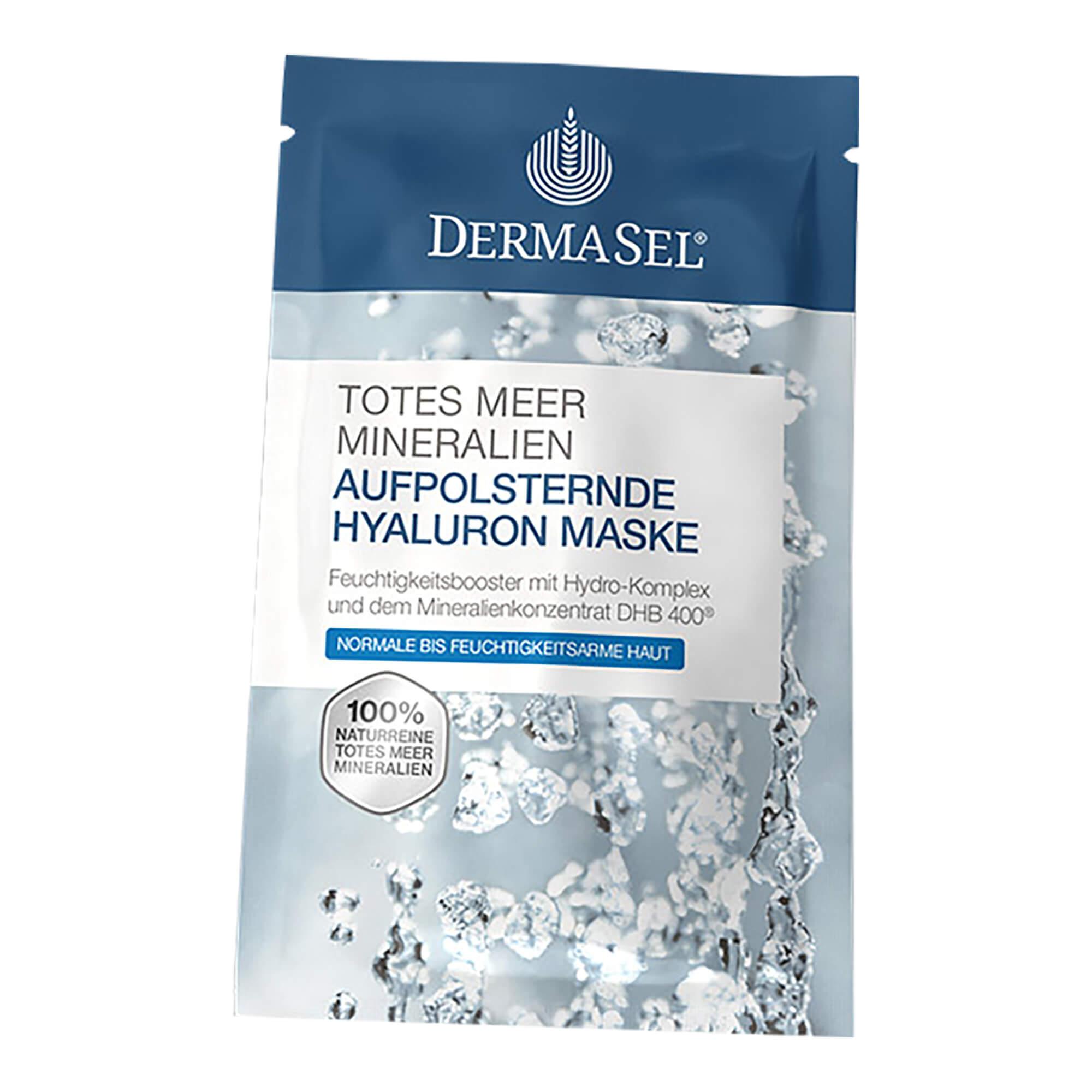 DermaSel Hyaluronmaske