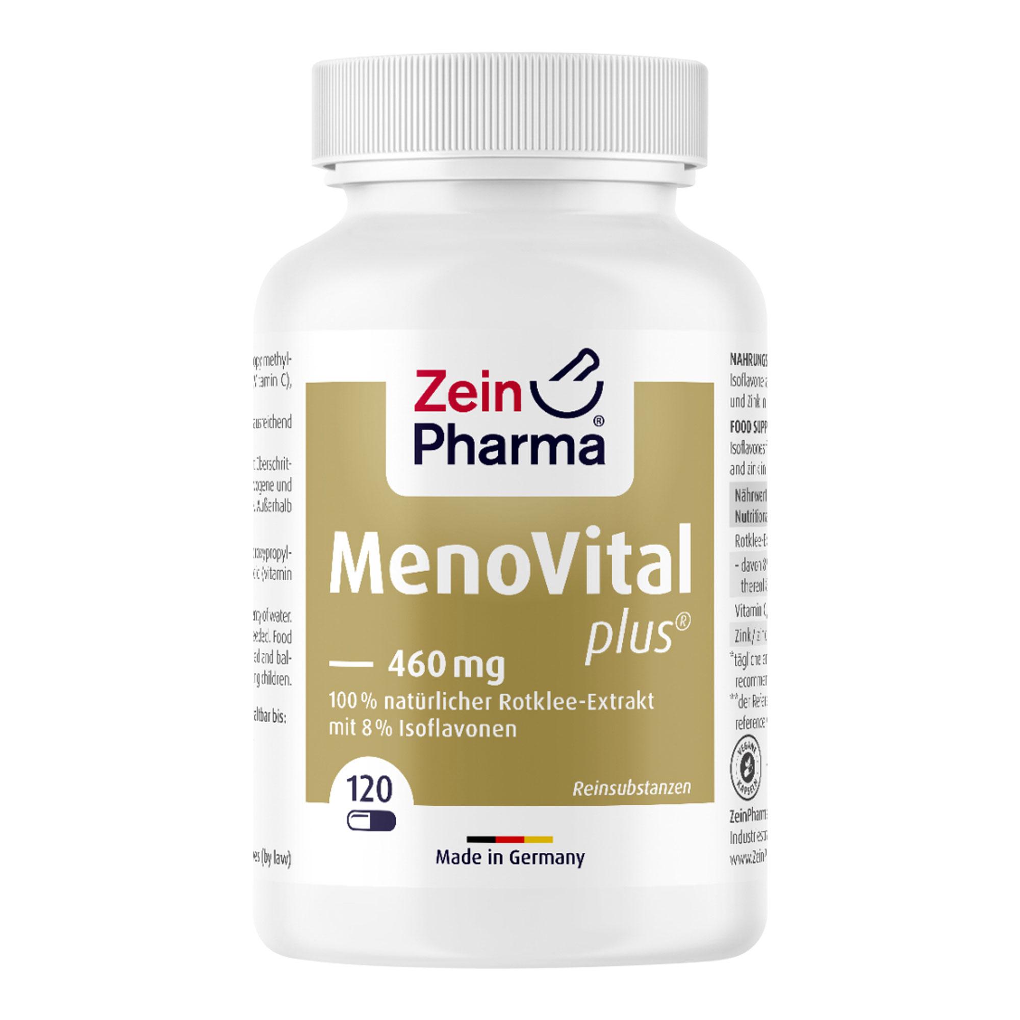 MenoVital Plus 460 mg
