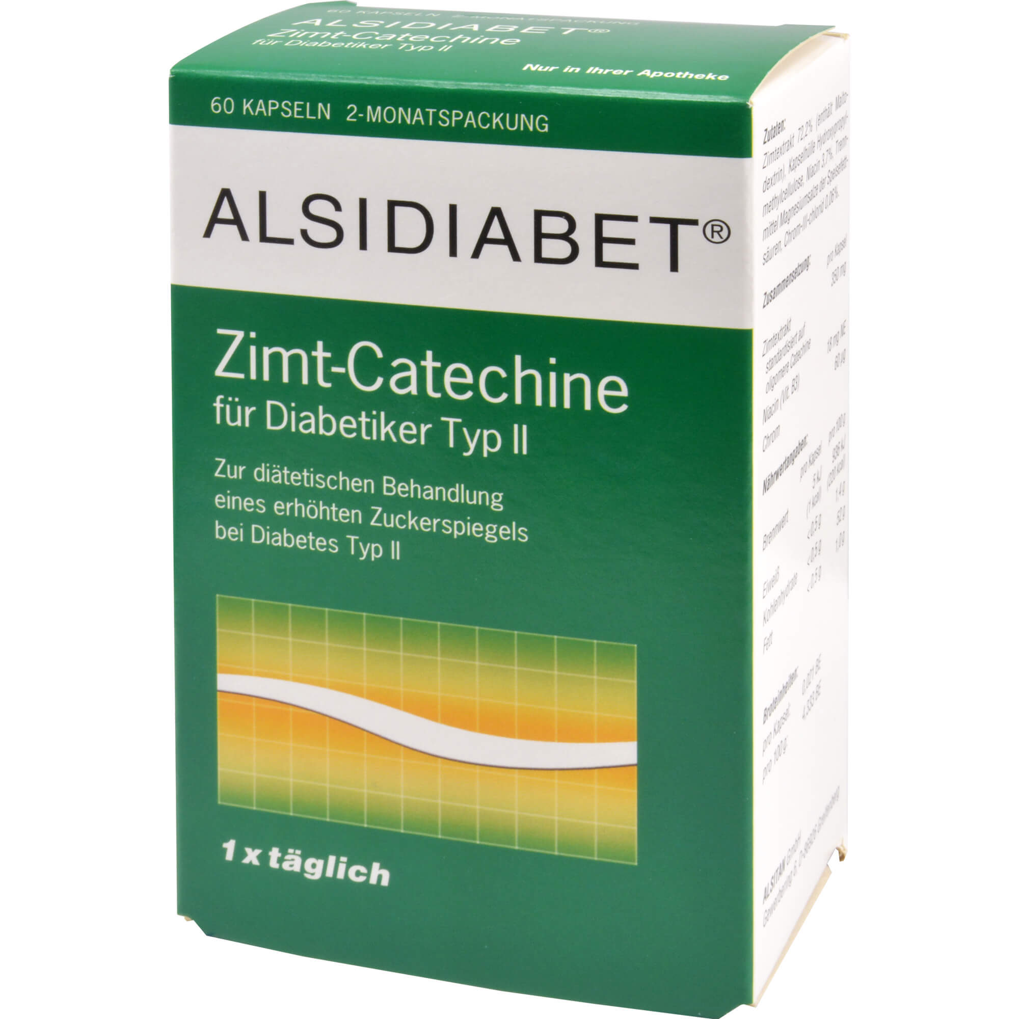 Alsidiabet Zimt-Catechine
