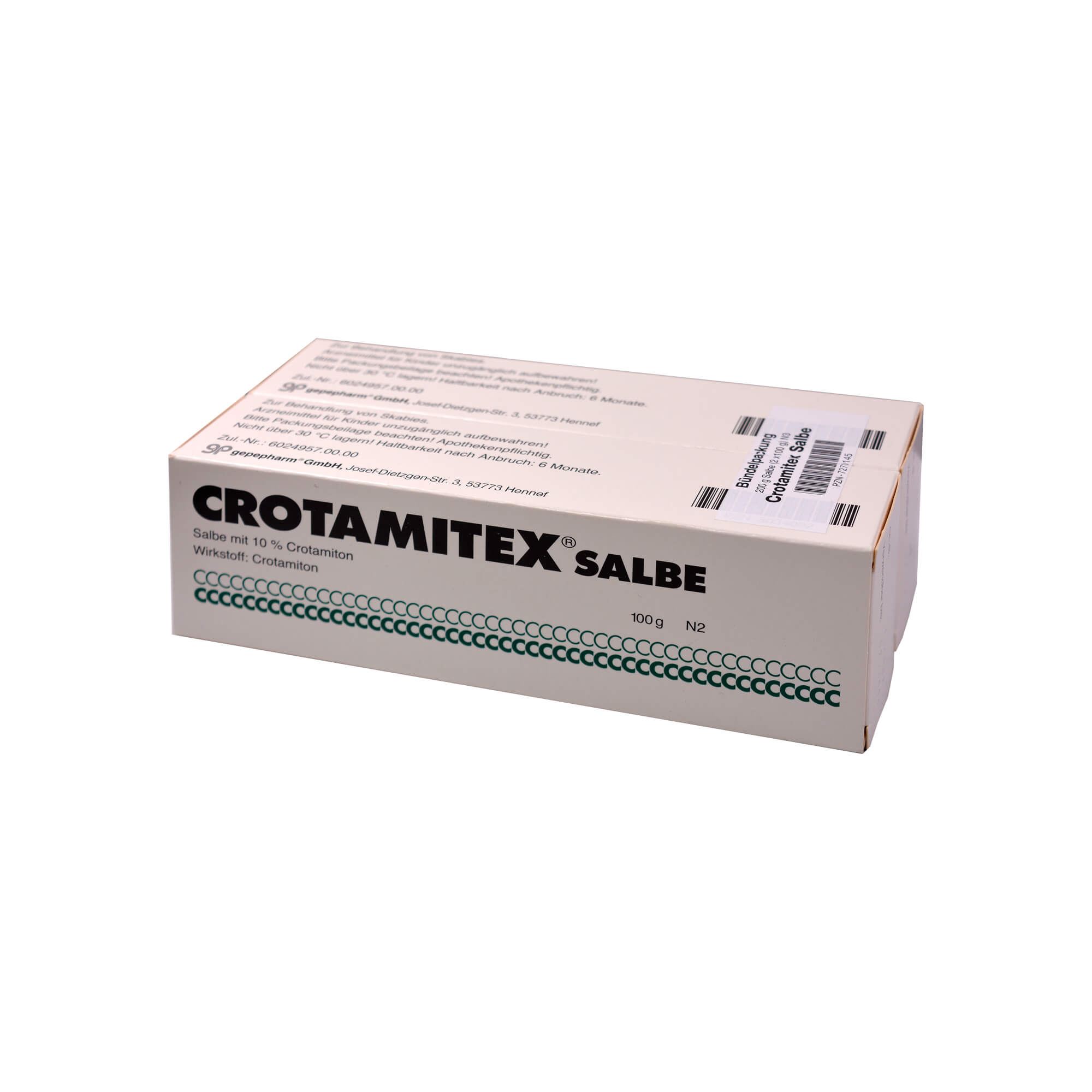 Crotamitex Salbe