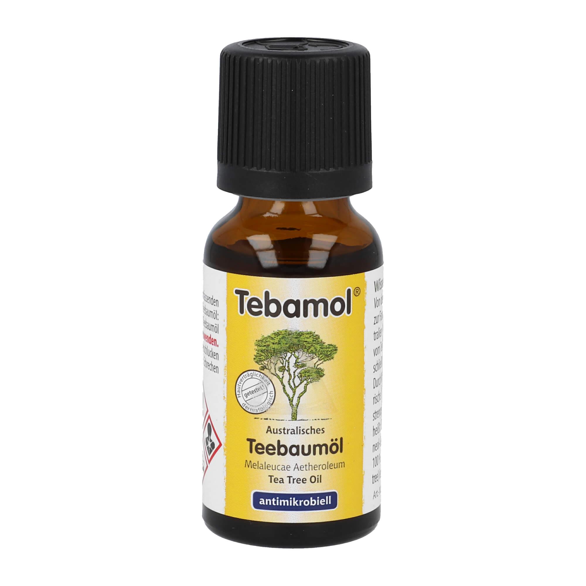 Tebamol Australisches Teebaumöl