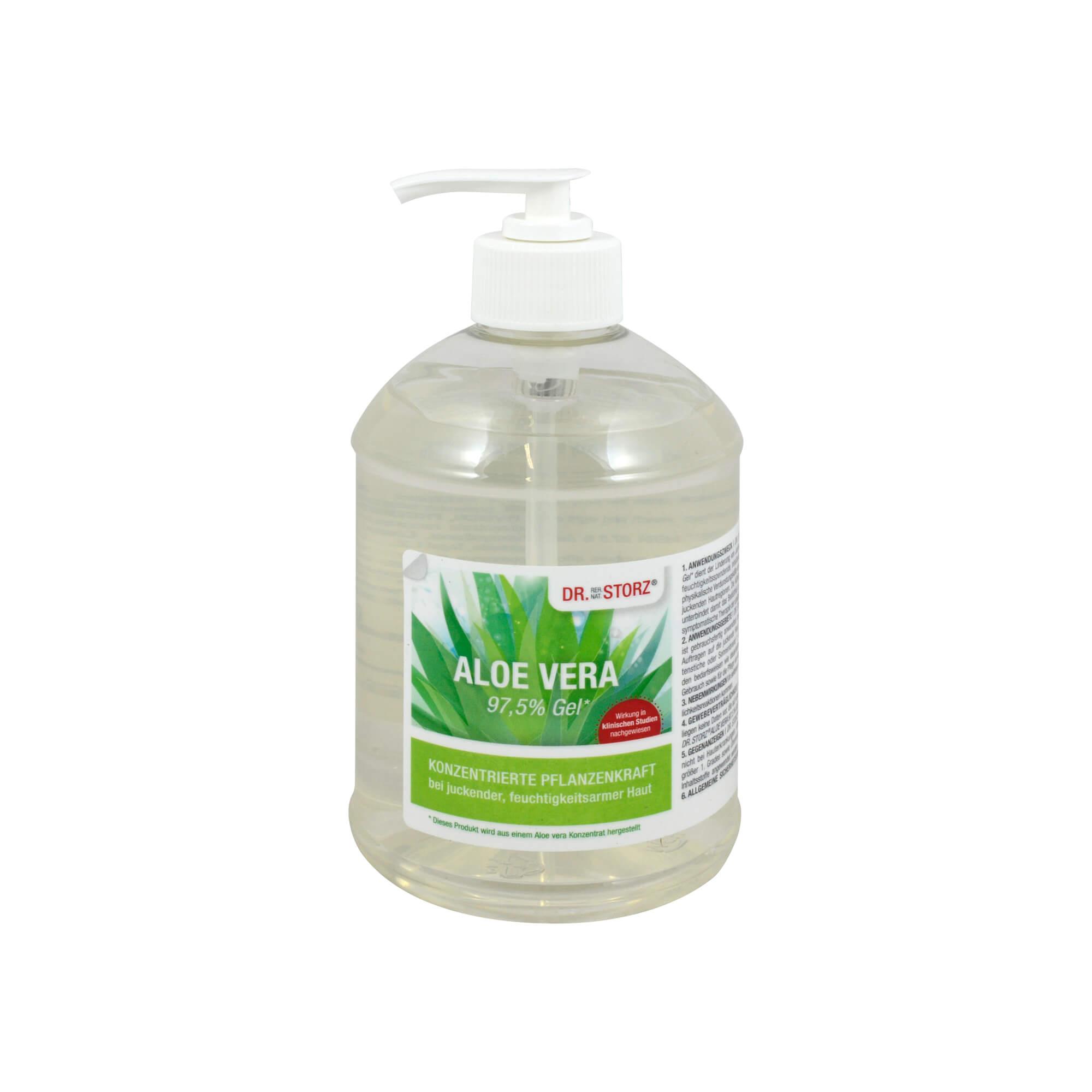 Aloe Vera Gel 97,5% Dr. Storz