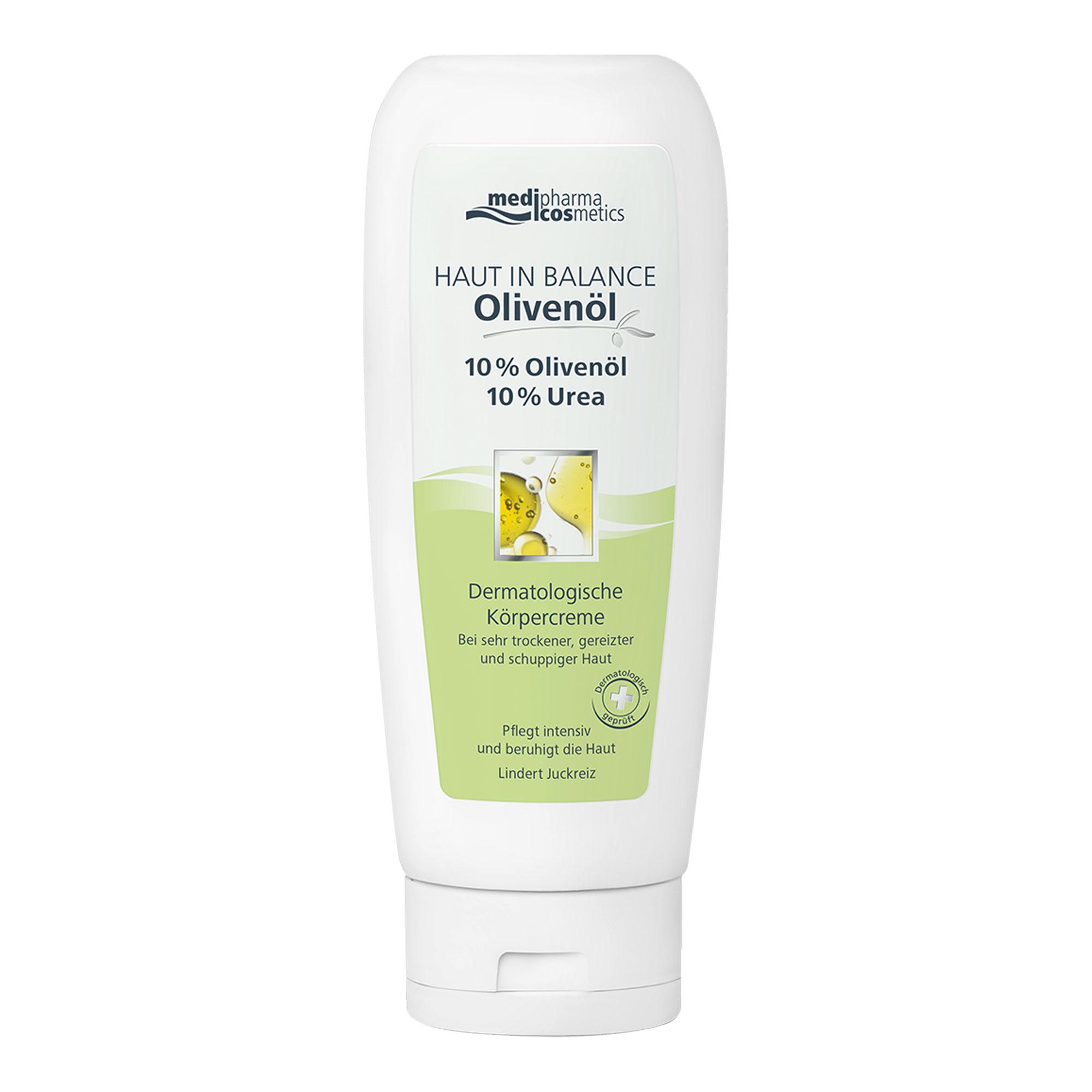 Olivenöl Haut in Balance Körpercreme