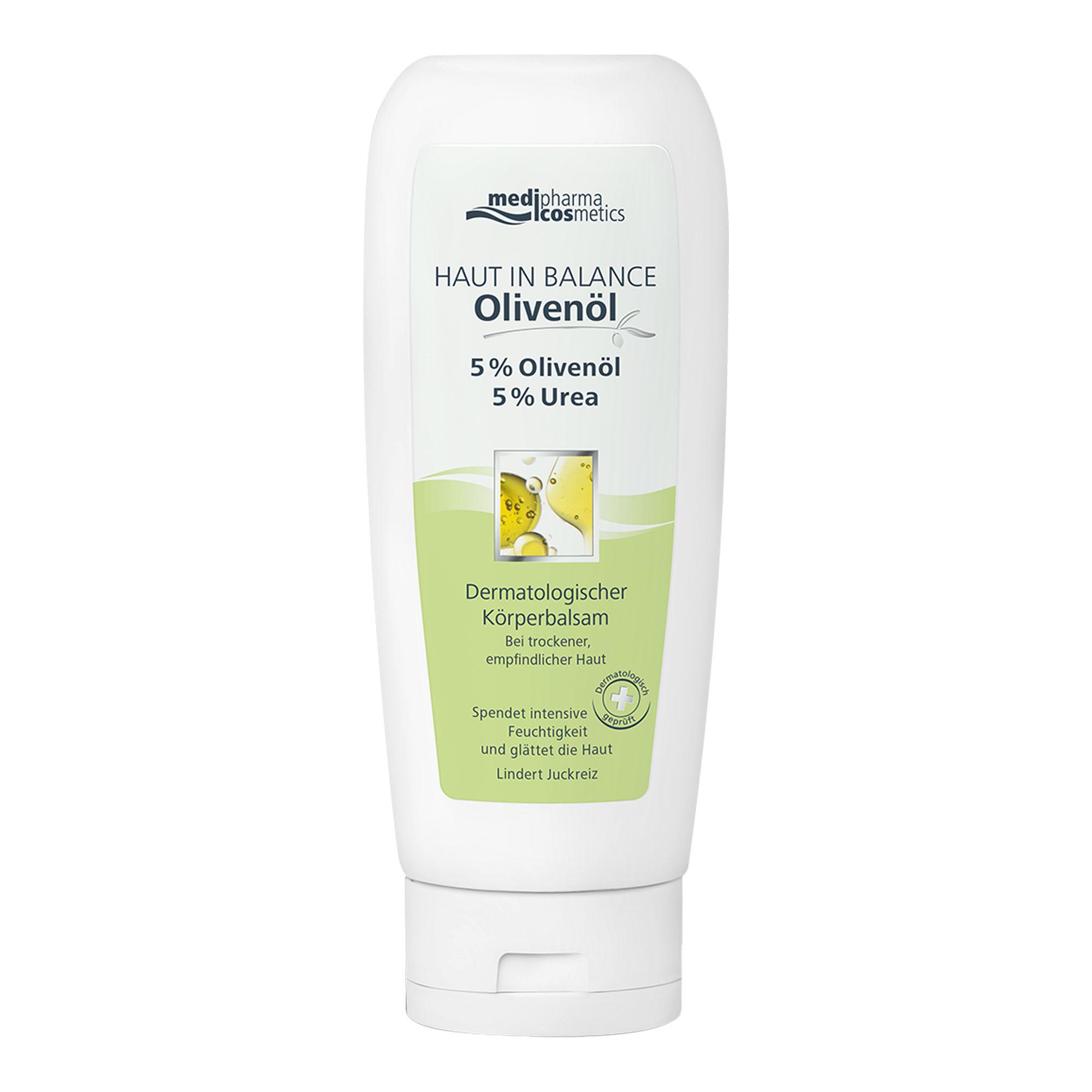 Olivenöl Haut in Balance Körperbalsam
