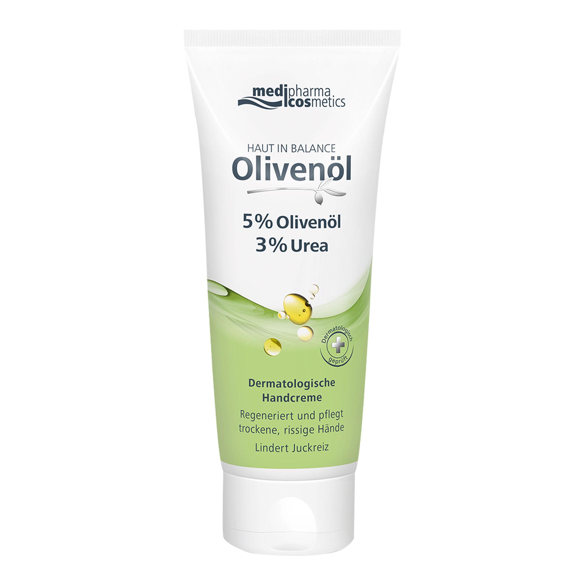 Olivenöl Haut in Balance Handcreme