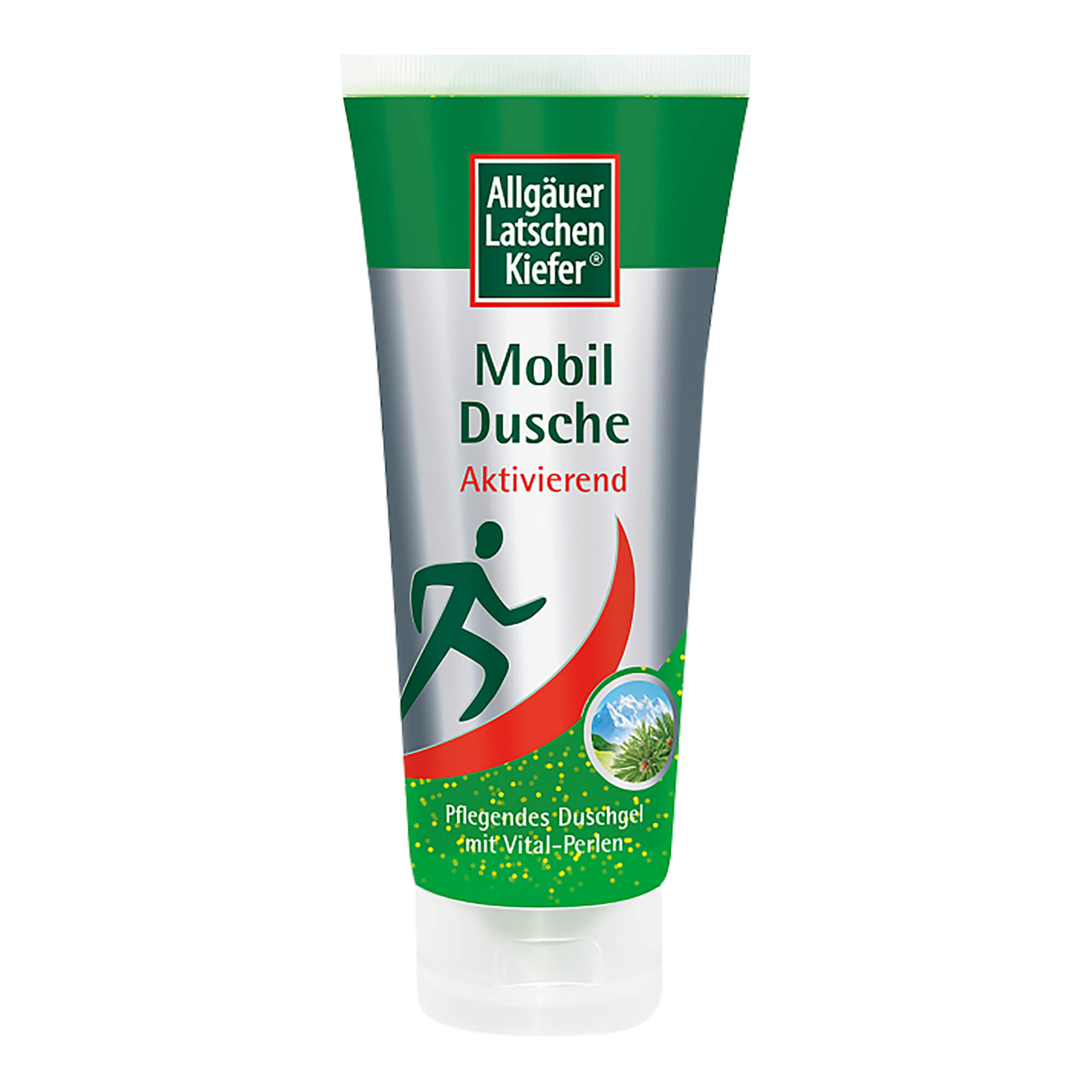 Allgäuer Latschenkiefer Mobil Dusche