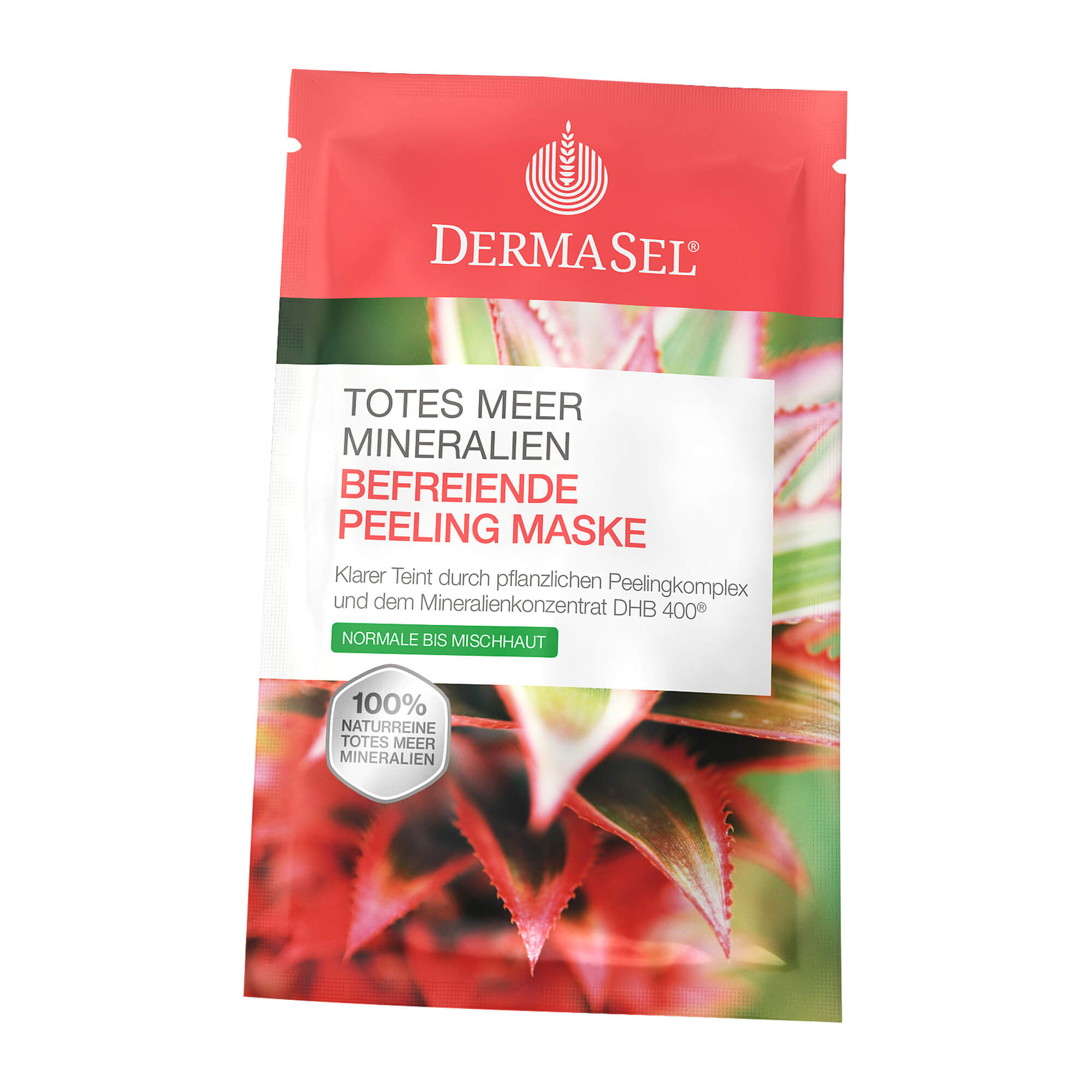 DermaSel Peeling Maske