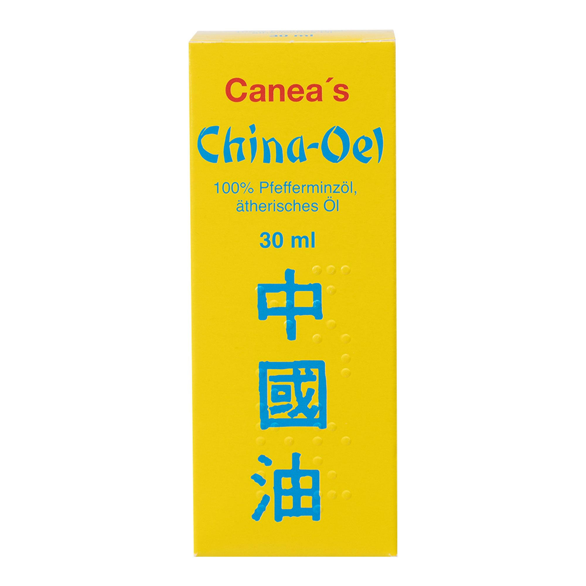 China Öl