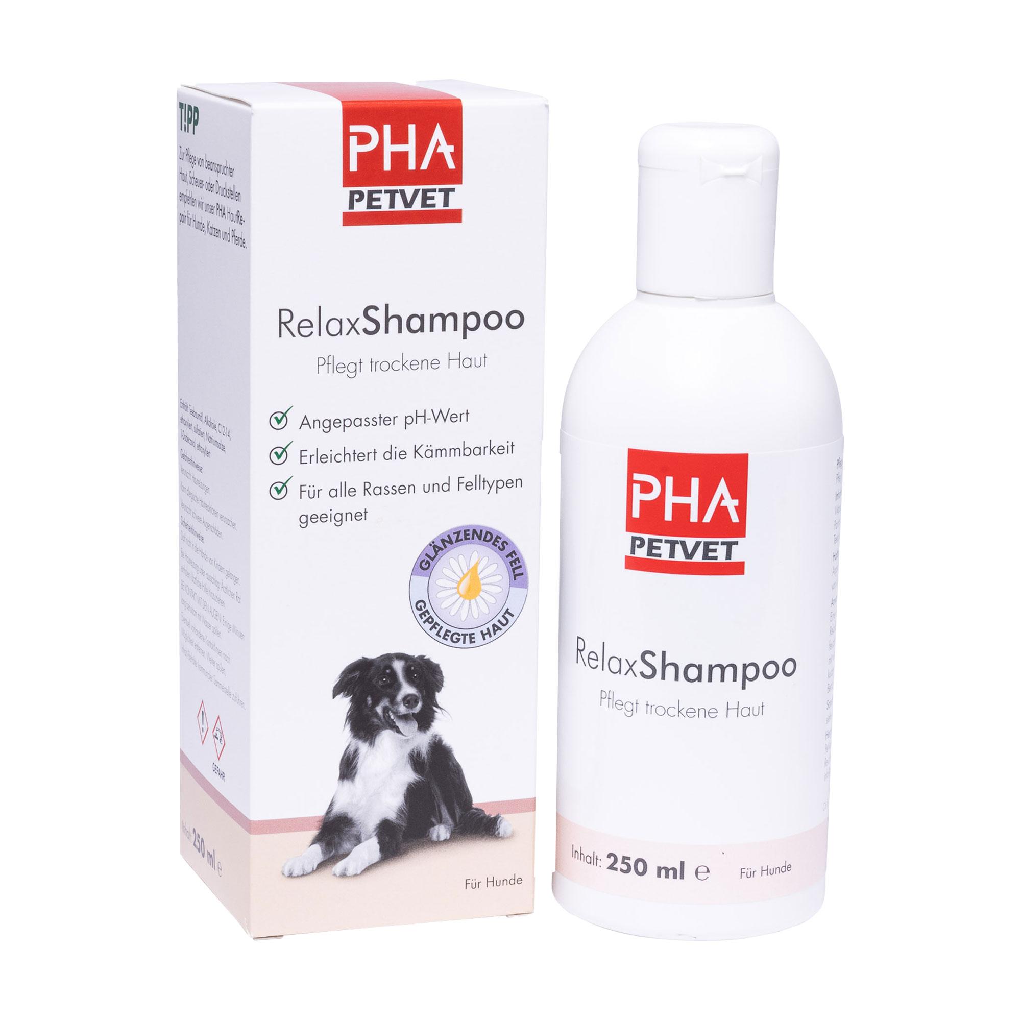 PHA Relaxshampoo Hunde