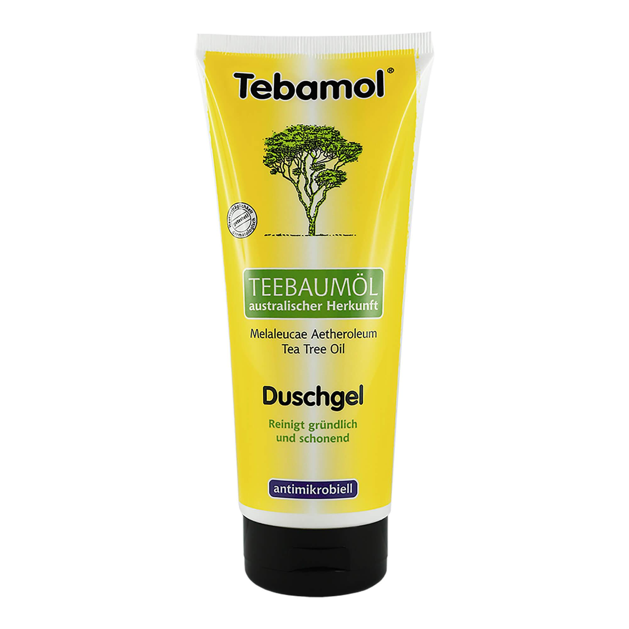 Tebamol Teebaumöl Duschgel