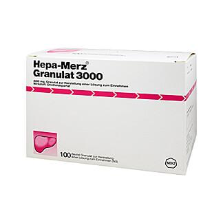 Hepa Merz Granulat 3.000