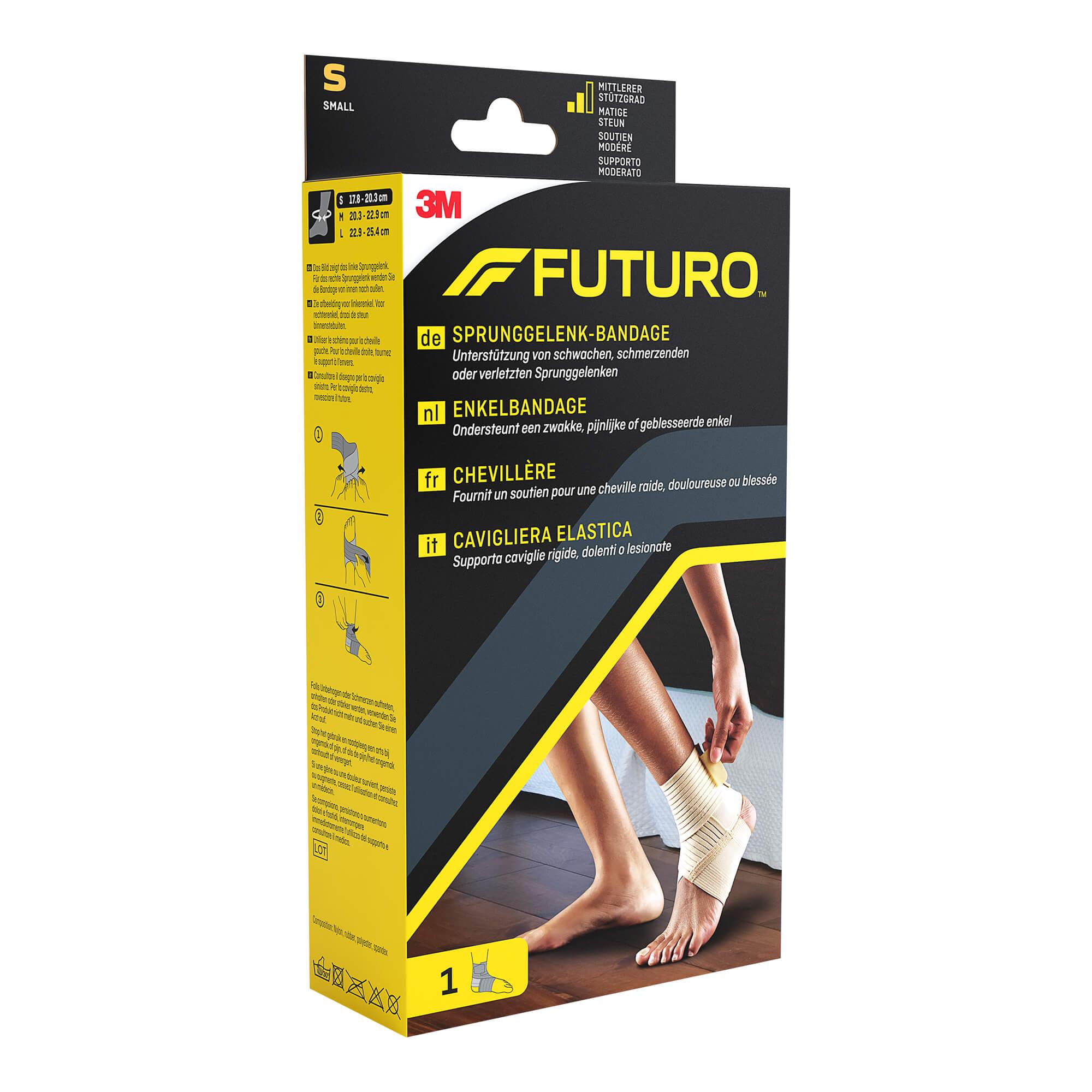 Futuro Sprunggelenk-Bandage S
