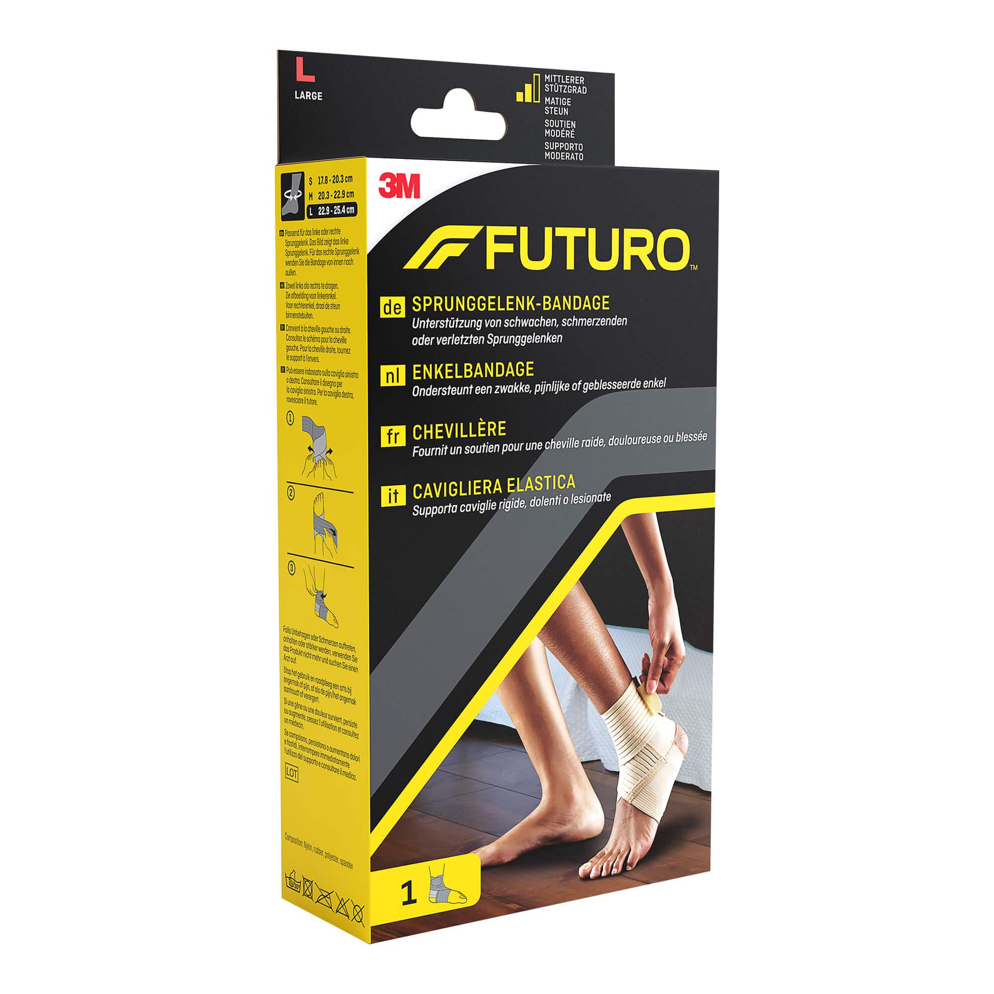 Futuro Sprunggelenk-Bandage L