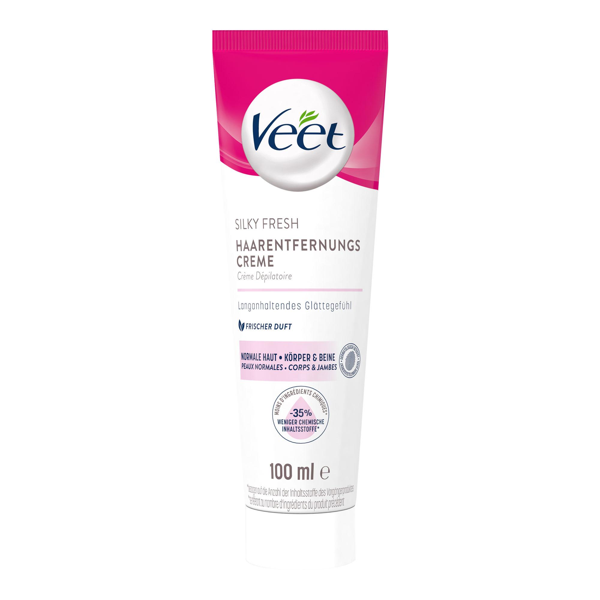 Veet Haarentfernungs-Creme für normale Haut