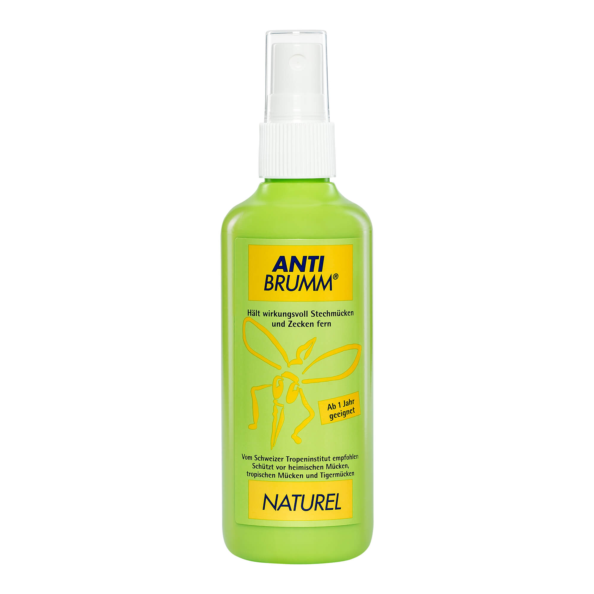 Anti Brumm Naturel Pumpspray