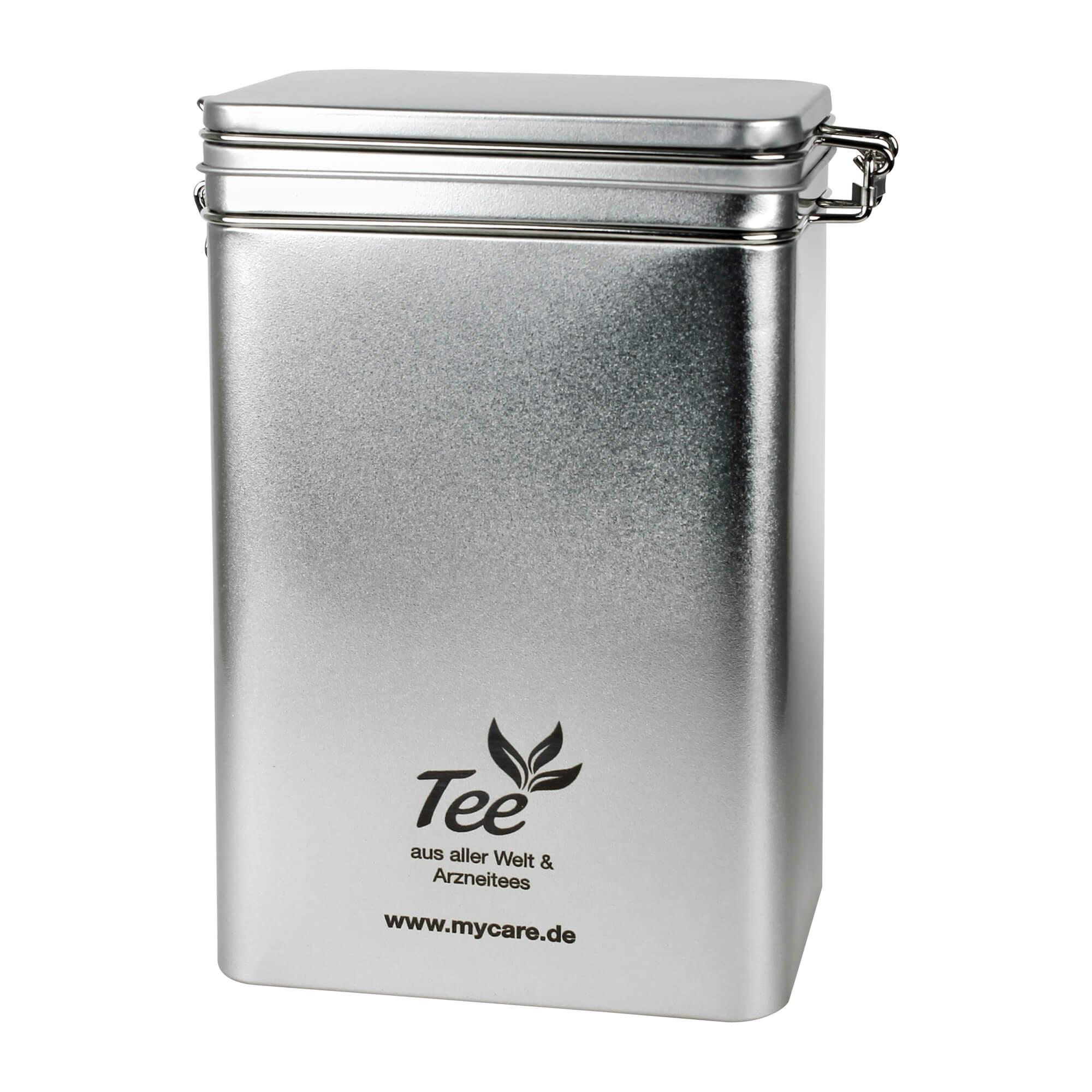 Teedose mit Aroma-Schutz