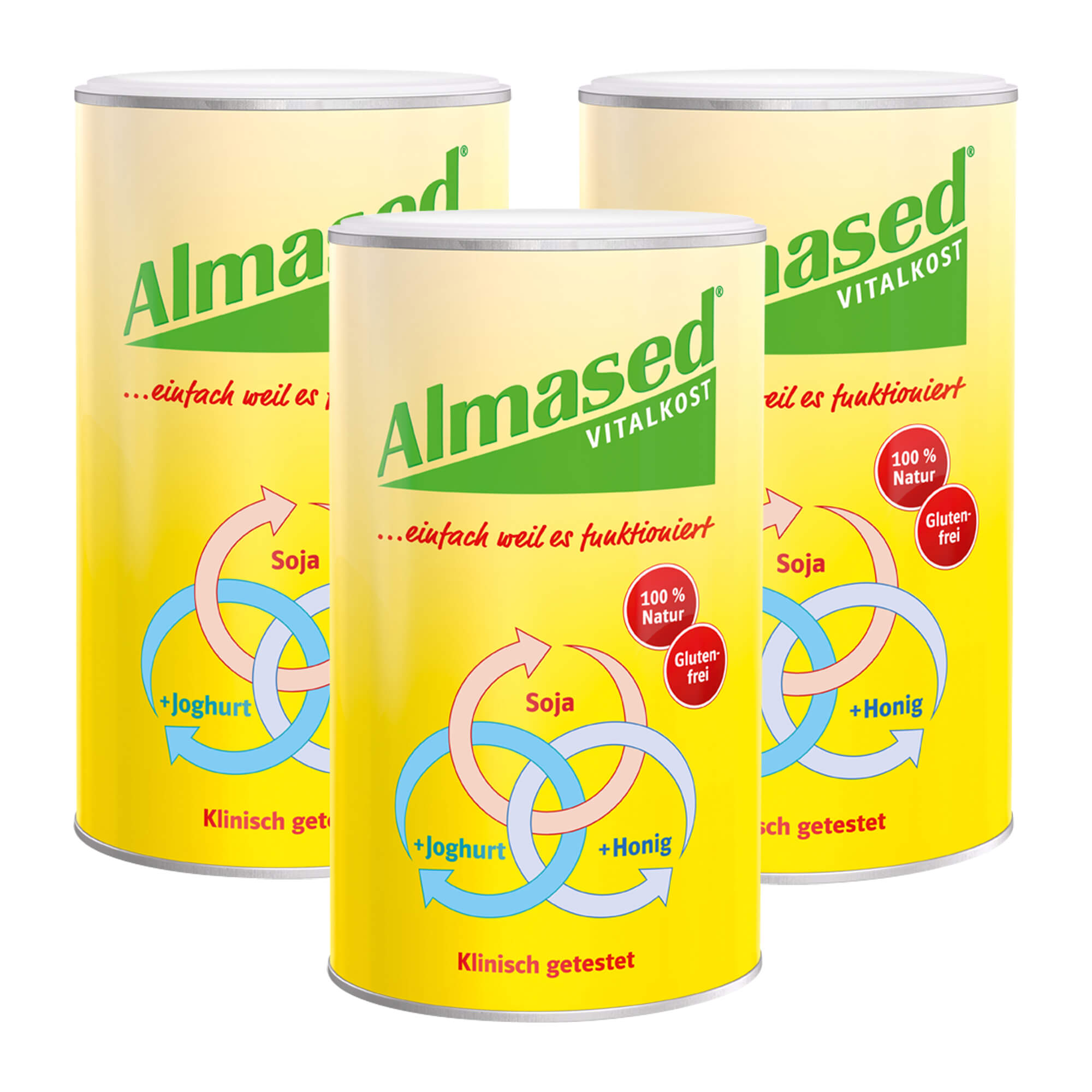 Spar-Set: Almased