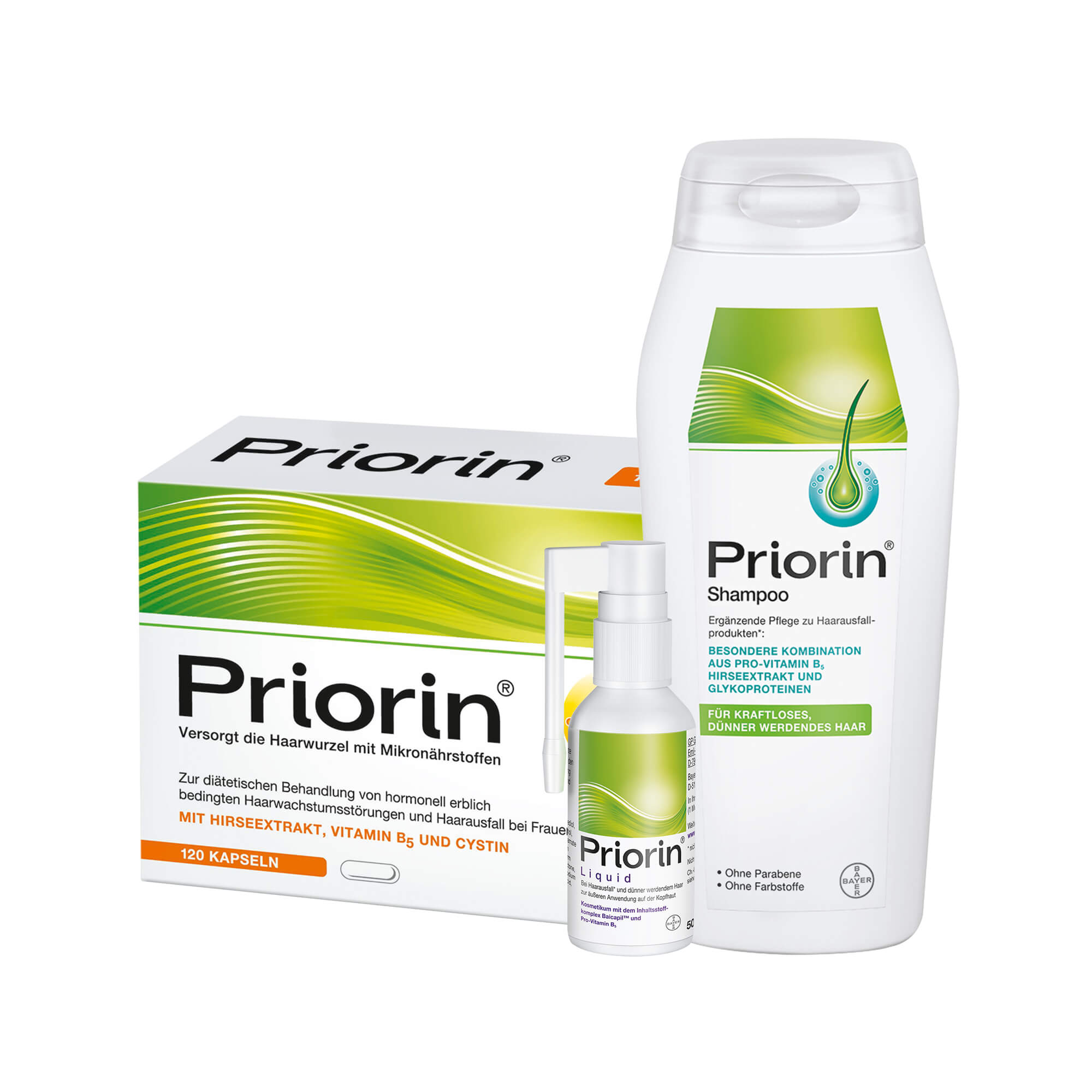 Spar-Set: Priorin