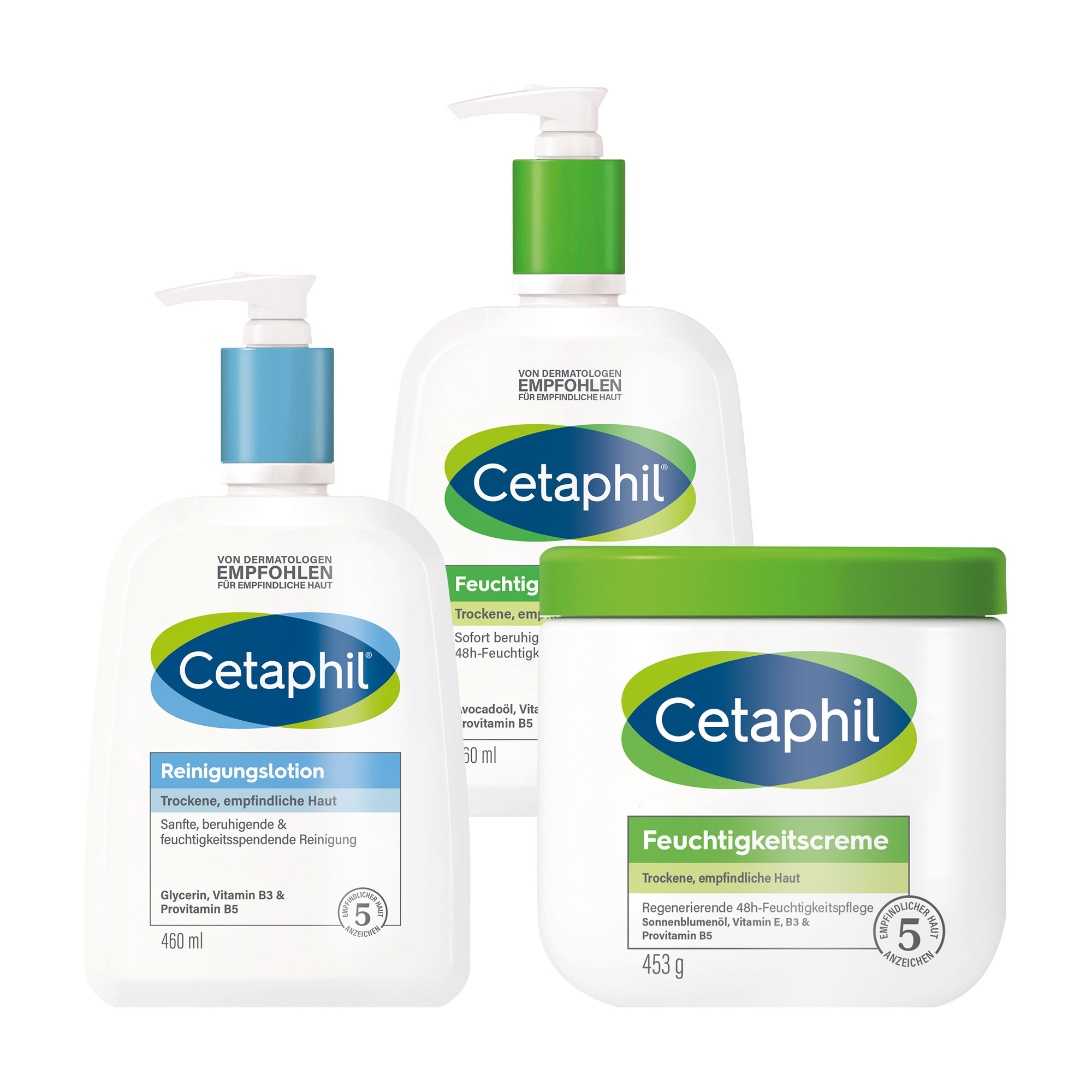 Spar-Set: Cetaphil