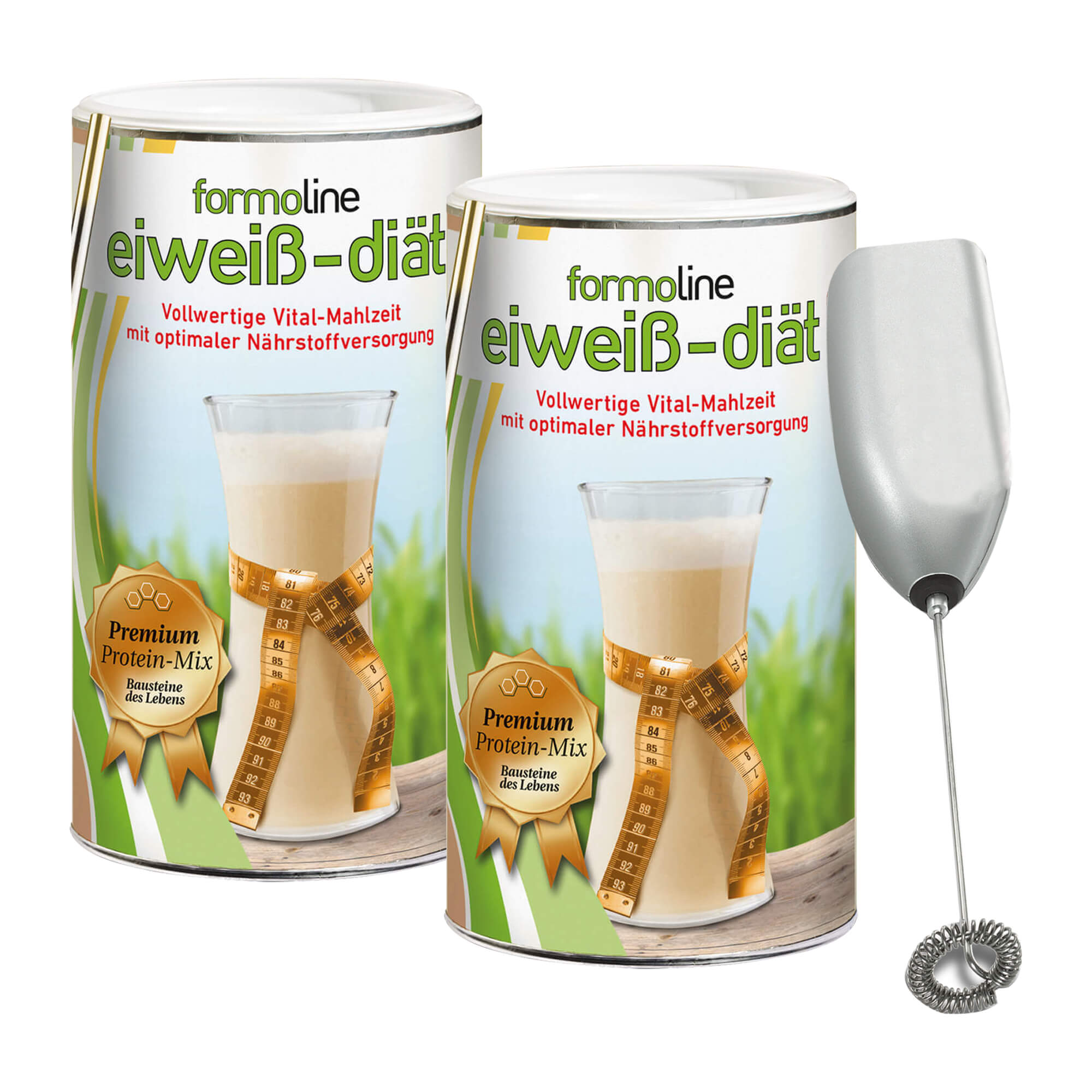 Spar-Set: Formoline Eiweiss Diät