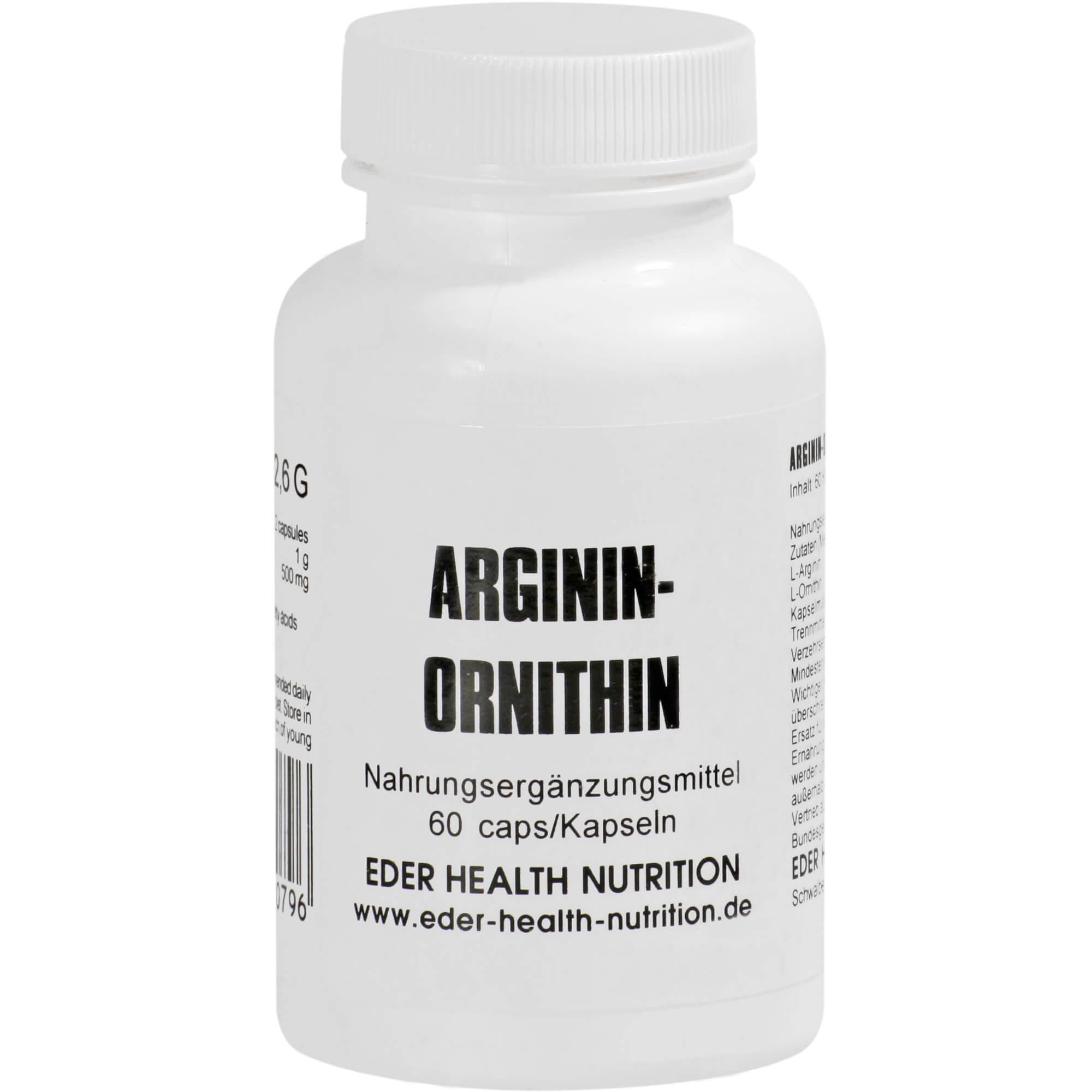 Arginin Orthinin