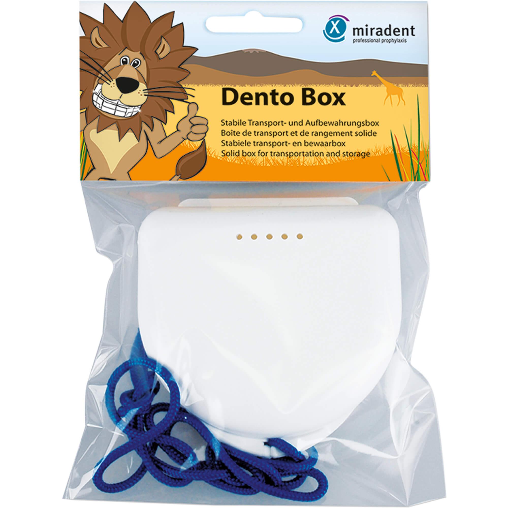 Miradent Dento Box weiß