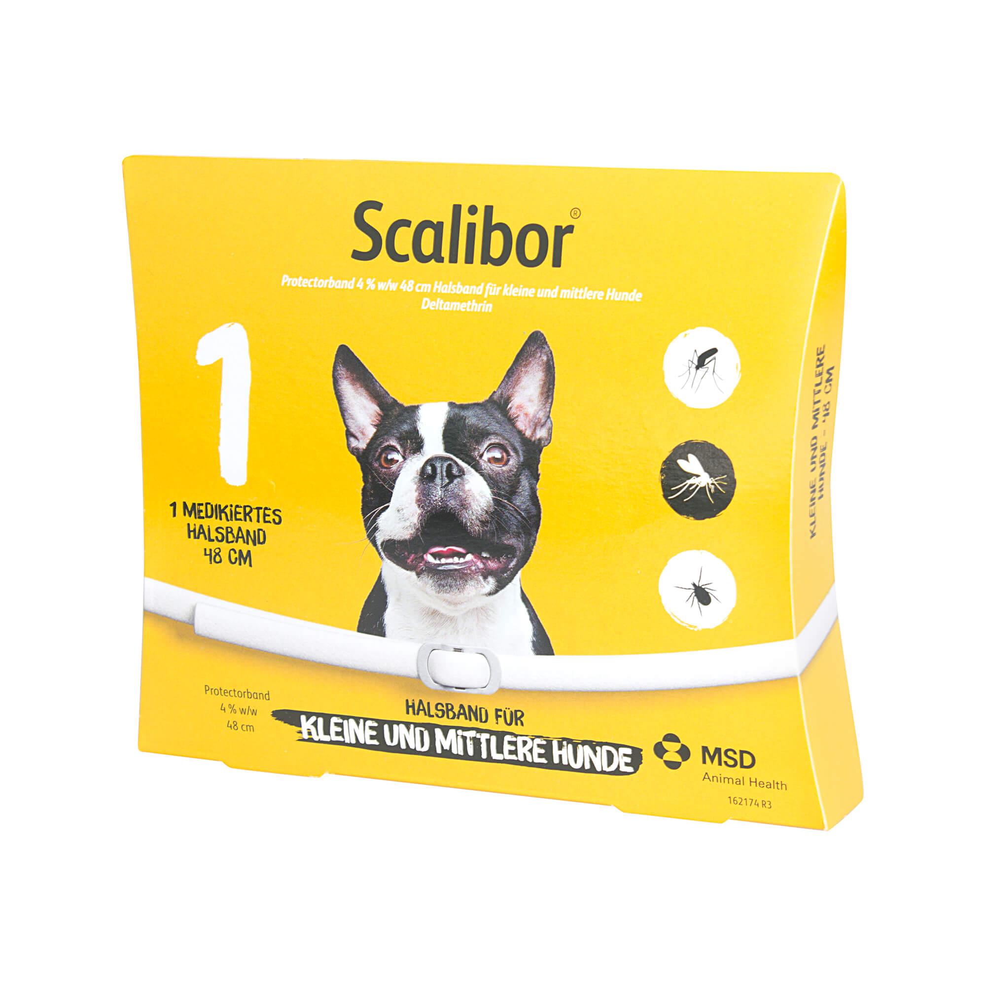 Scalibor Protectorband 48 cm für kleine bis mittlere Hunde